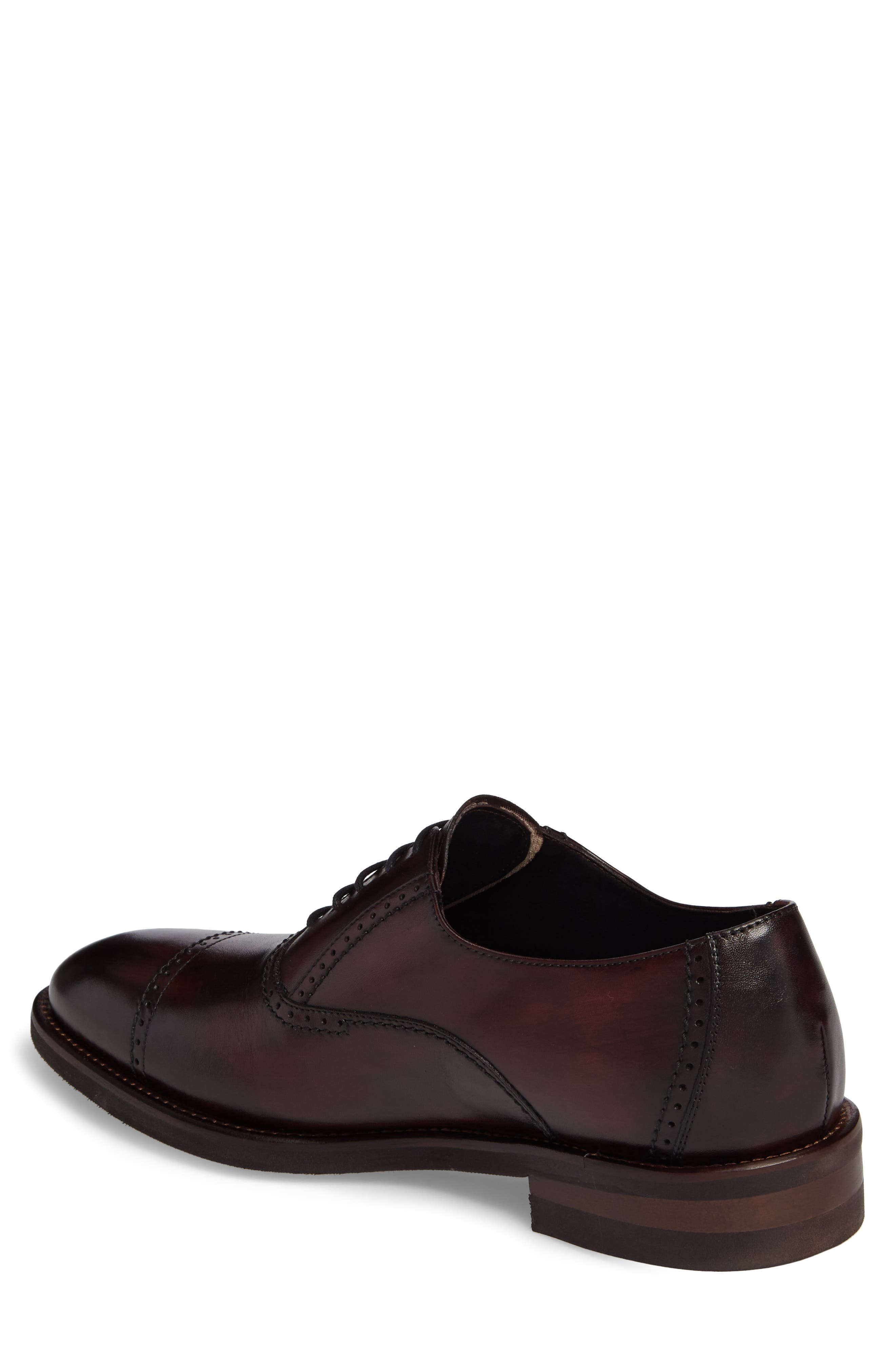 Alternate Image 2  - Monte Rosso Borgo Cap Toe Oxford (Men)