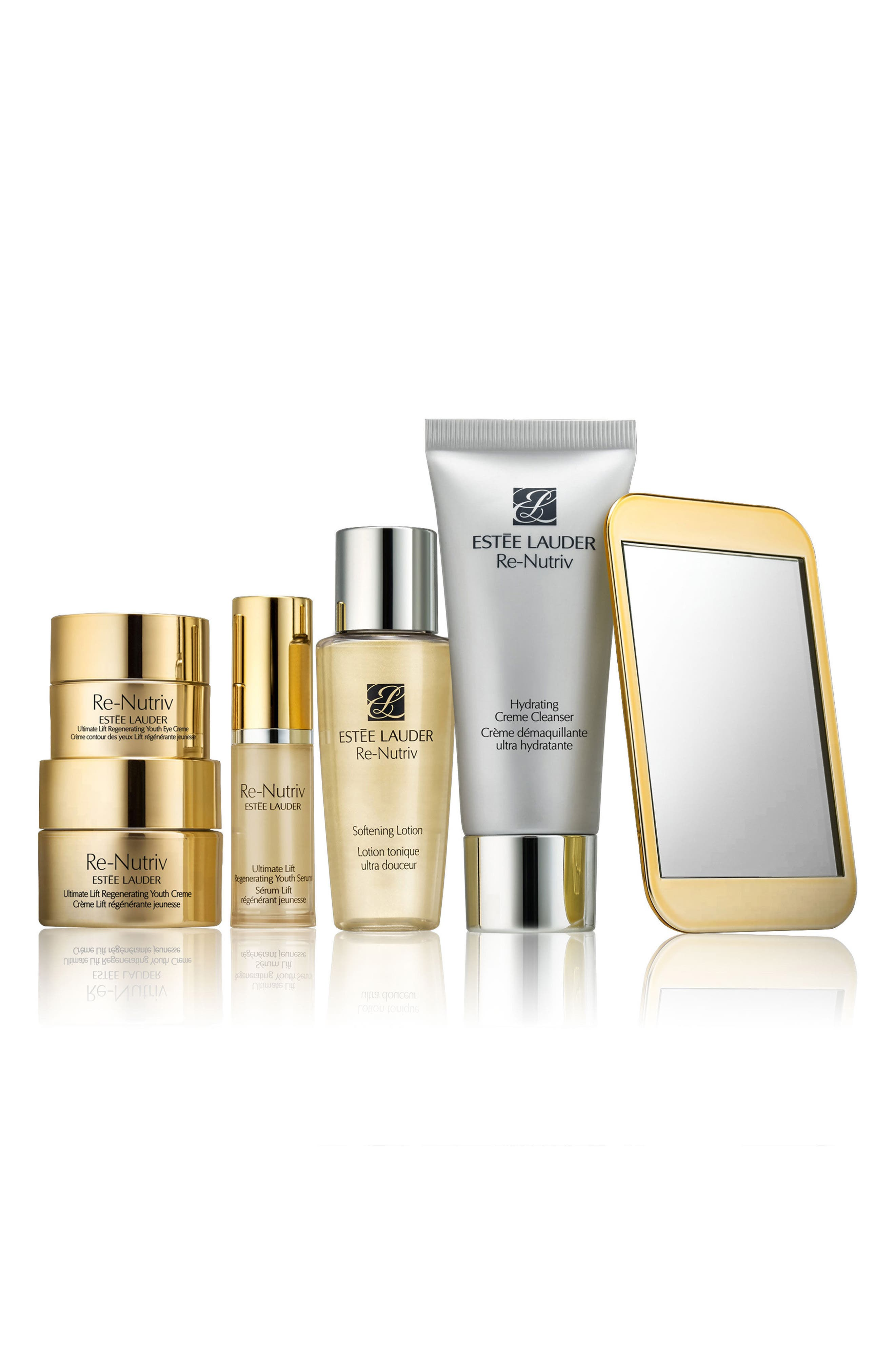 Estée Lauder ReNutriv Ultimate Youth Regenerating Travel Set (Limited Edition) ($250 Value)