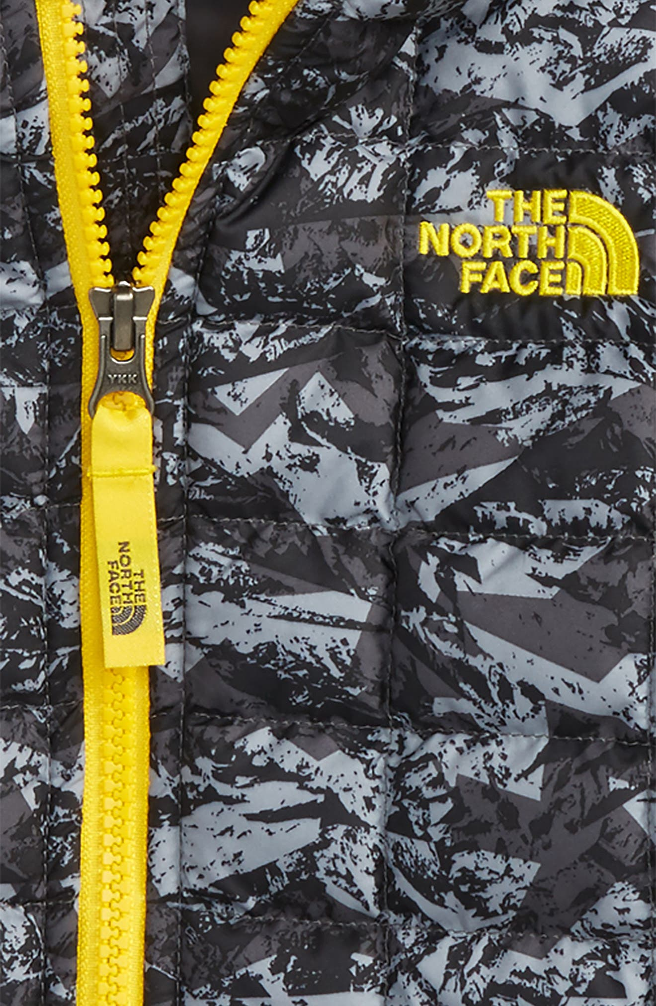 Alternate Image 2  - The North Face ThermoBall™ PrimaLoft® Hoodie Jacket (Toddler Boys & Little Boys)