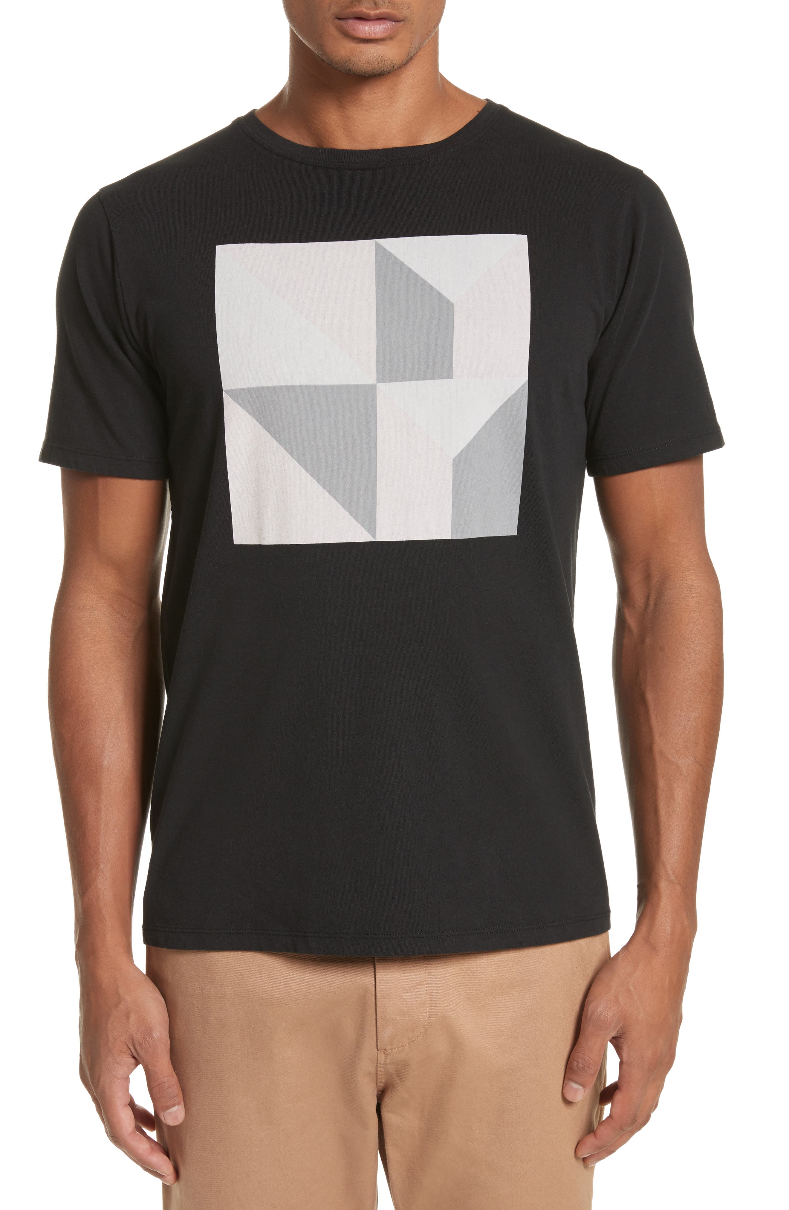 Alternate Image 1 Selected - Saturdays NYC Tiles Graphic T-Shirt