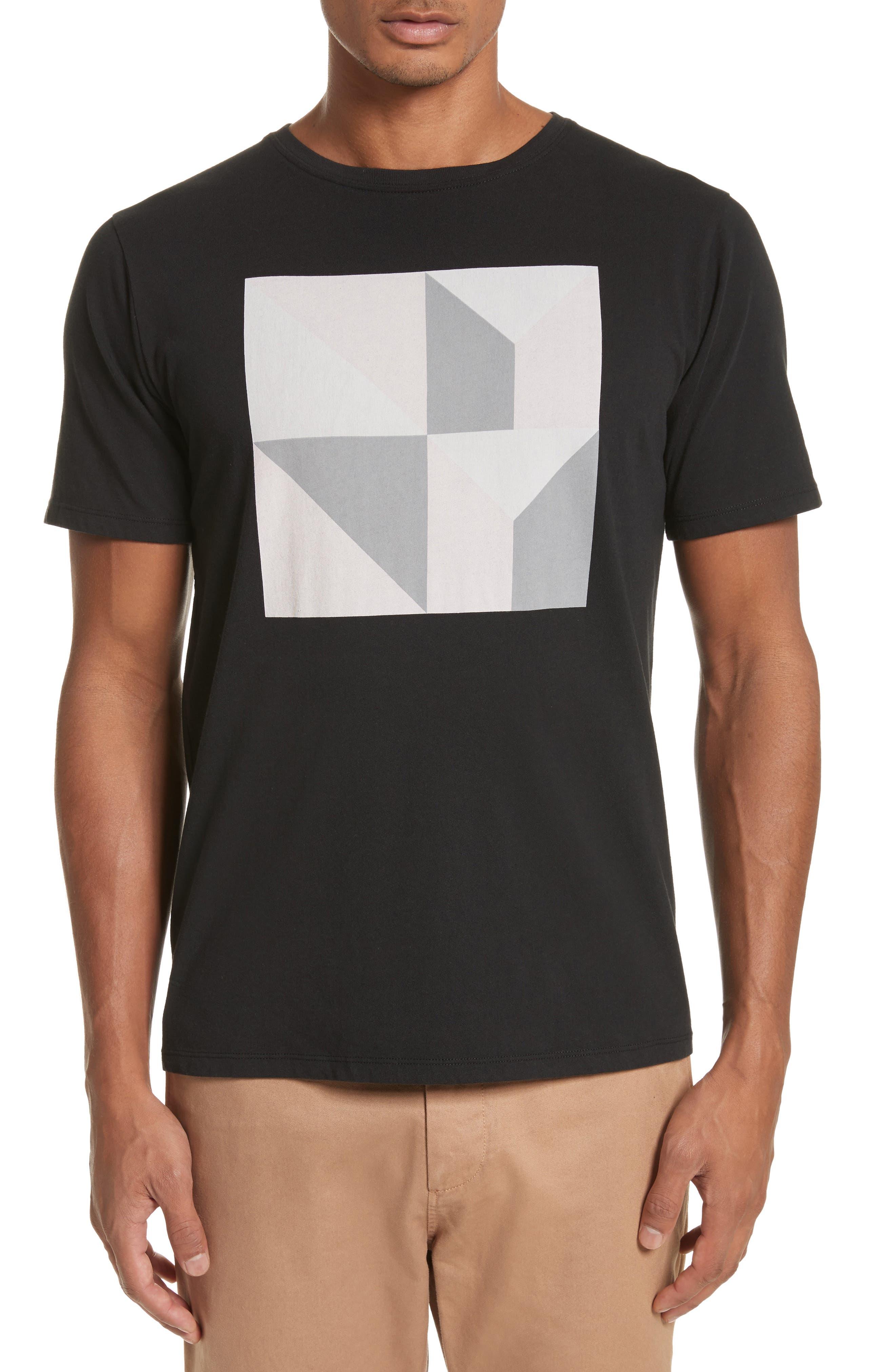 Main Image - Saturdays NYC Tiles Graphic T-Shirt