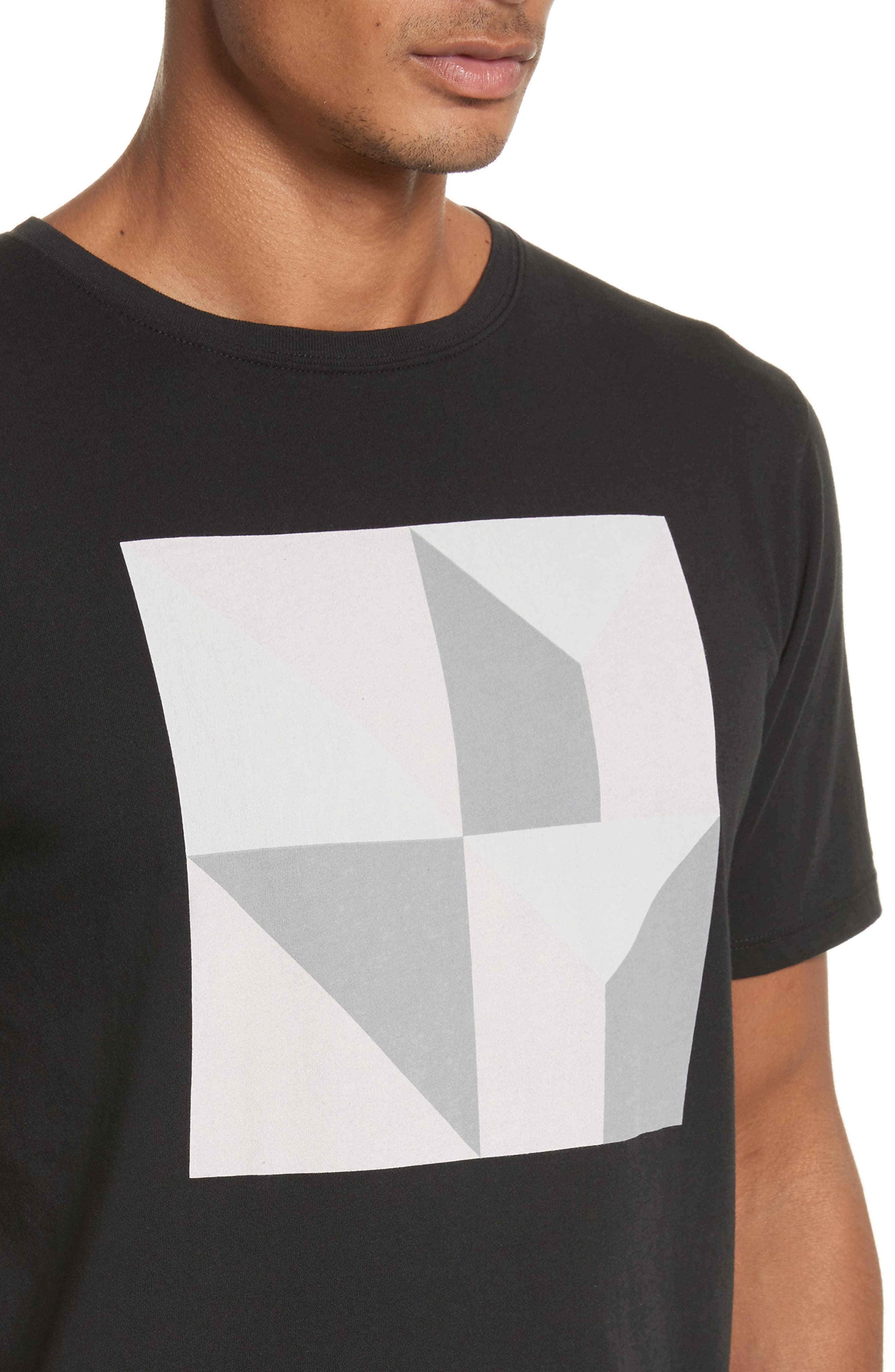Alternate Image 4  - Saturdays NYC Tiles Graphic T-Shirt