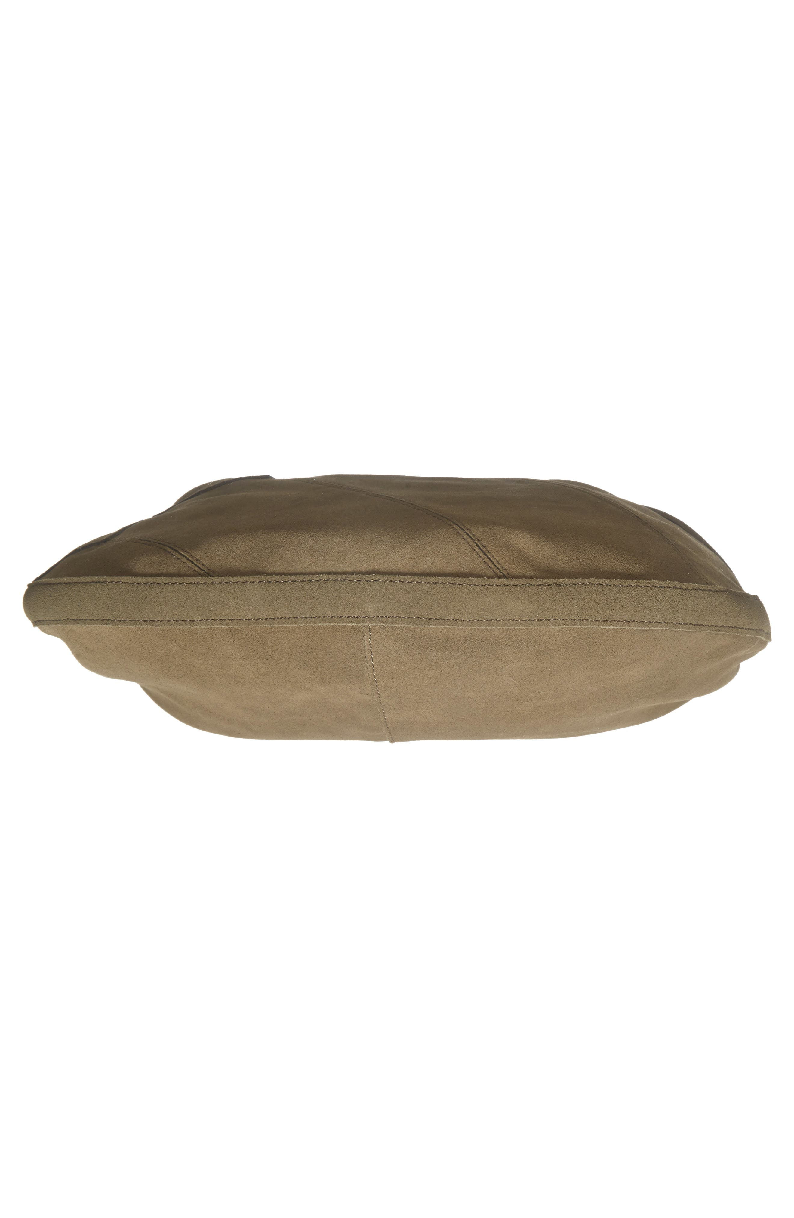 Alternate Image 5  - Hobo Cisco Leather Hobo Bag