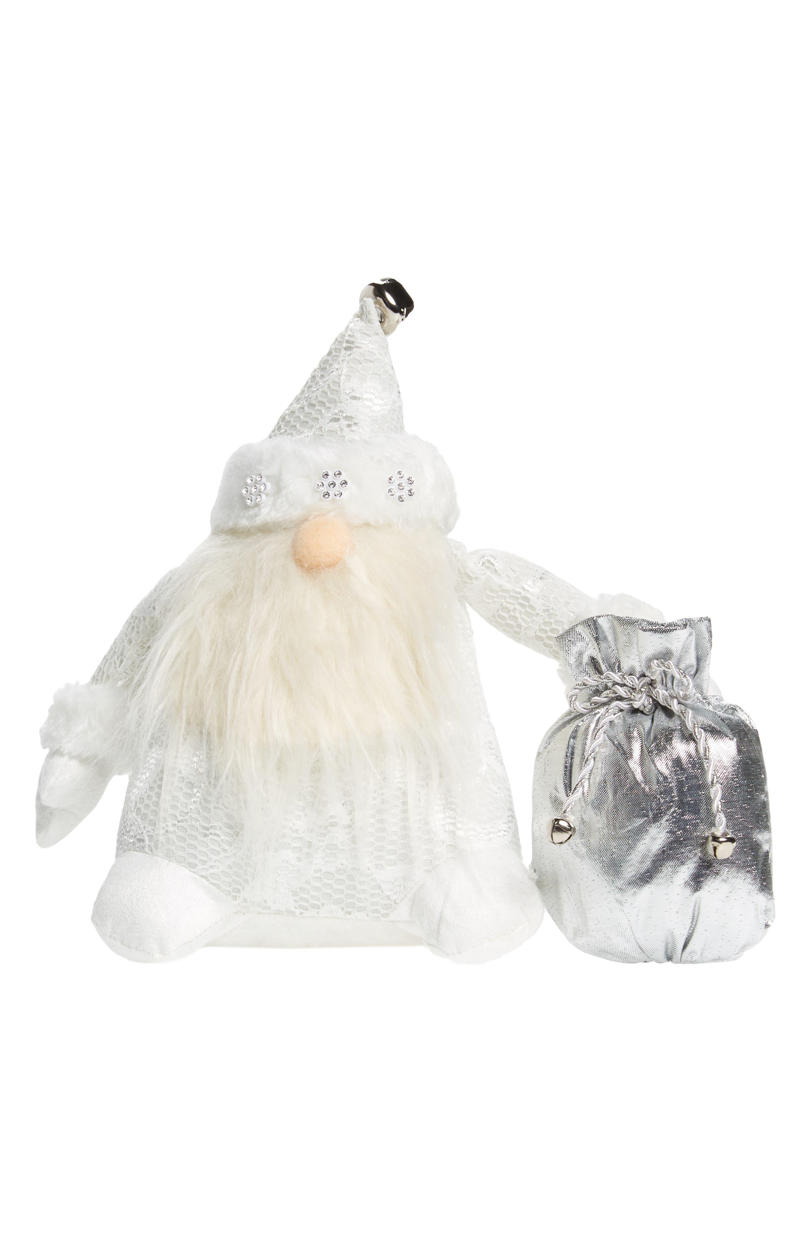 Alternate Image 1 Selected - ALLSTATE Santa Gift Bag Decoration