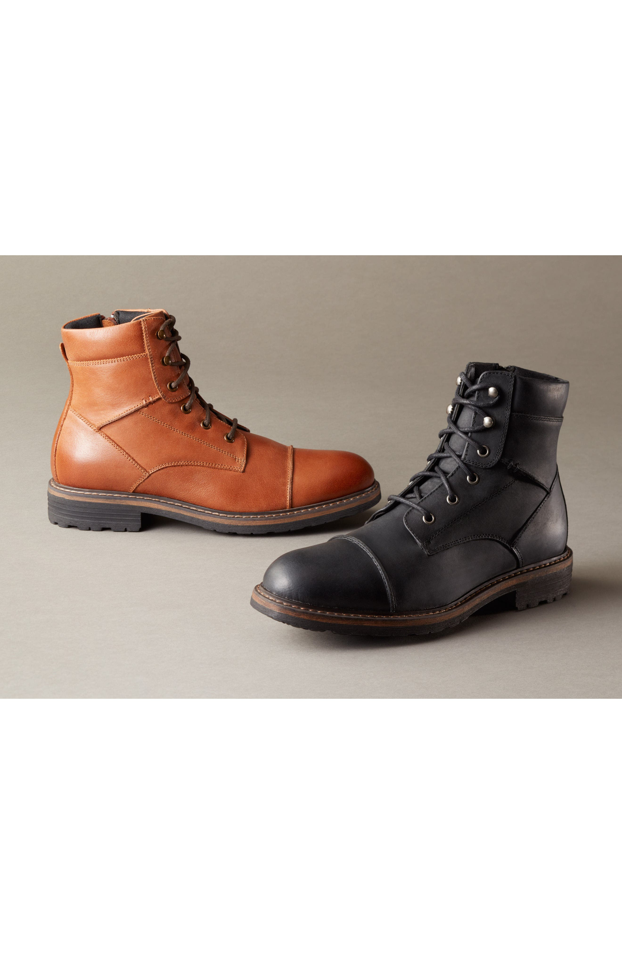 Derek Cap Toe Boot,                             Alternate thumbnail 2, color,