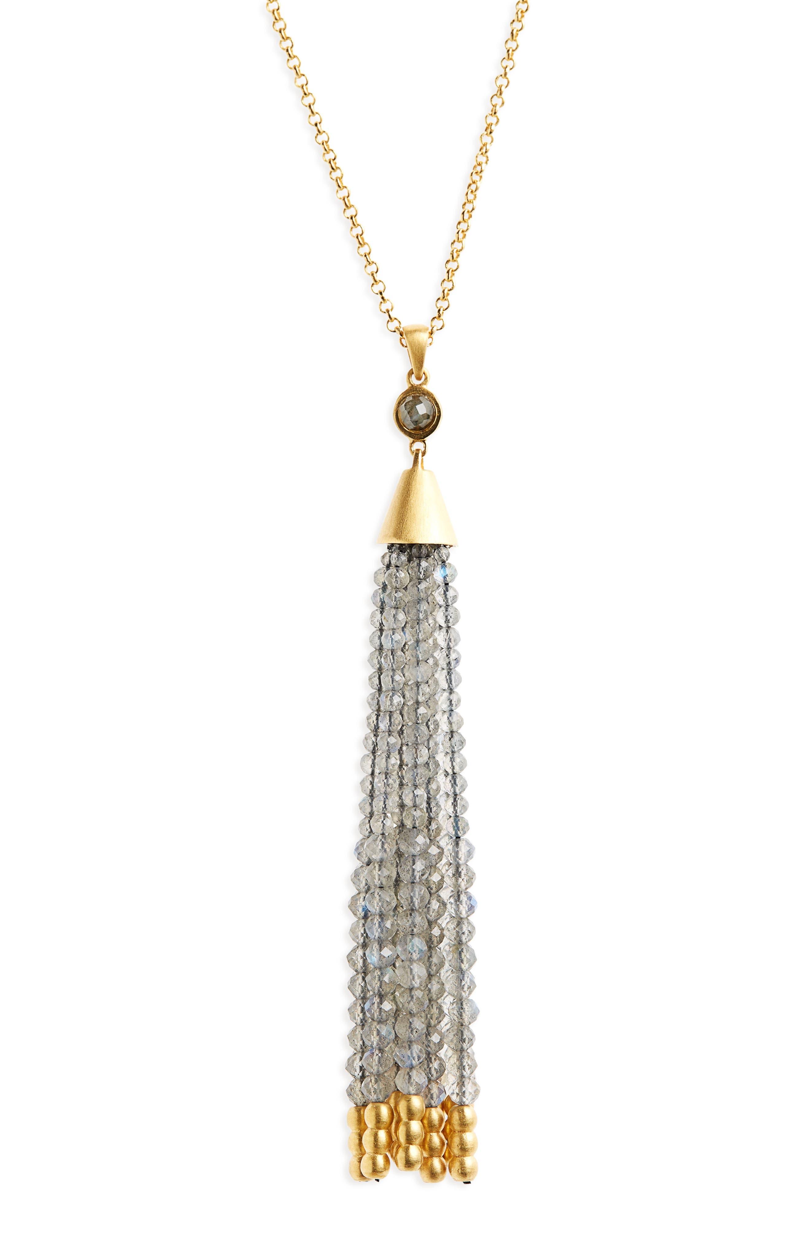 Alternate Image 2  - Dean Davidson Samba Tassel Pendant Necklace