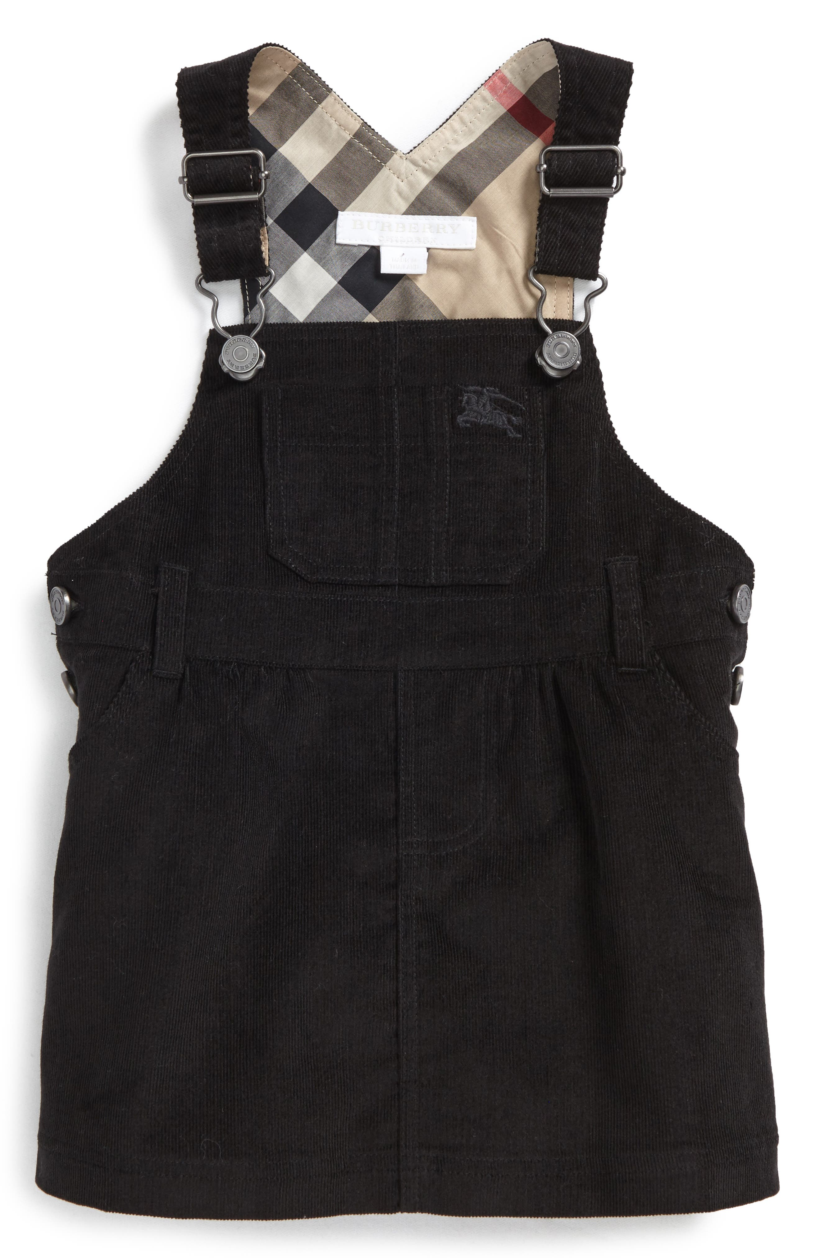 Burberry Wilma Overalls Dress (Baby Girl)