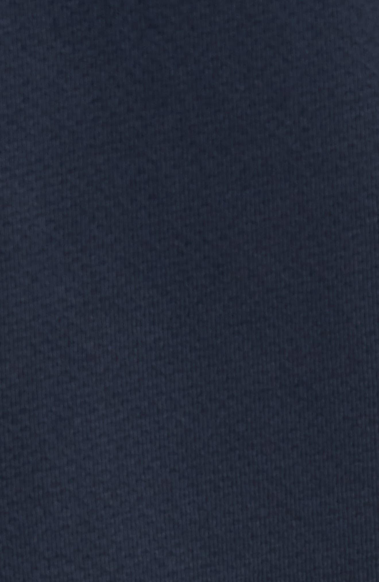 Rhodes Motorcross Knit Jacket,                             Alternate thumbnail 5, color,                             Ink
