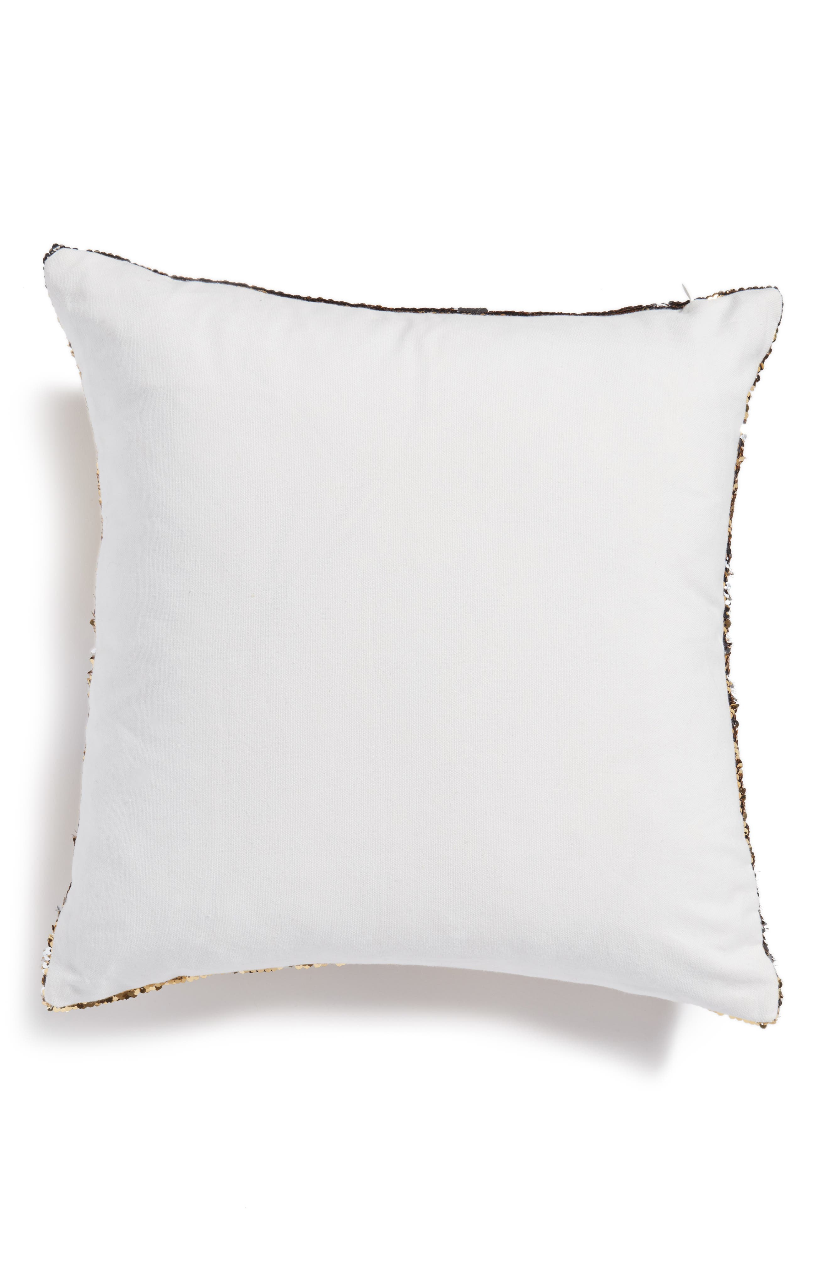 Alternate Image 2  - Levtex Sequin Pillow
