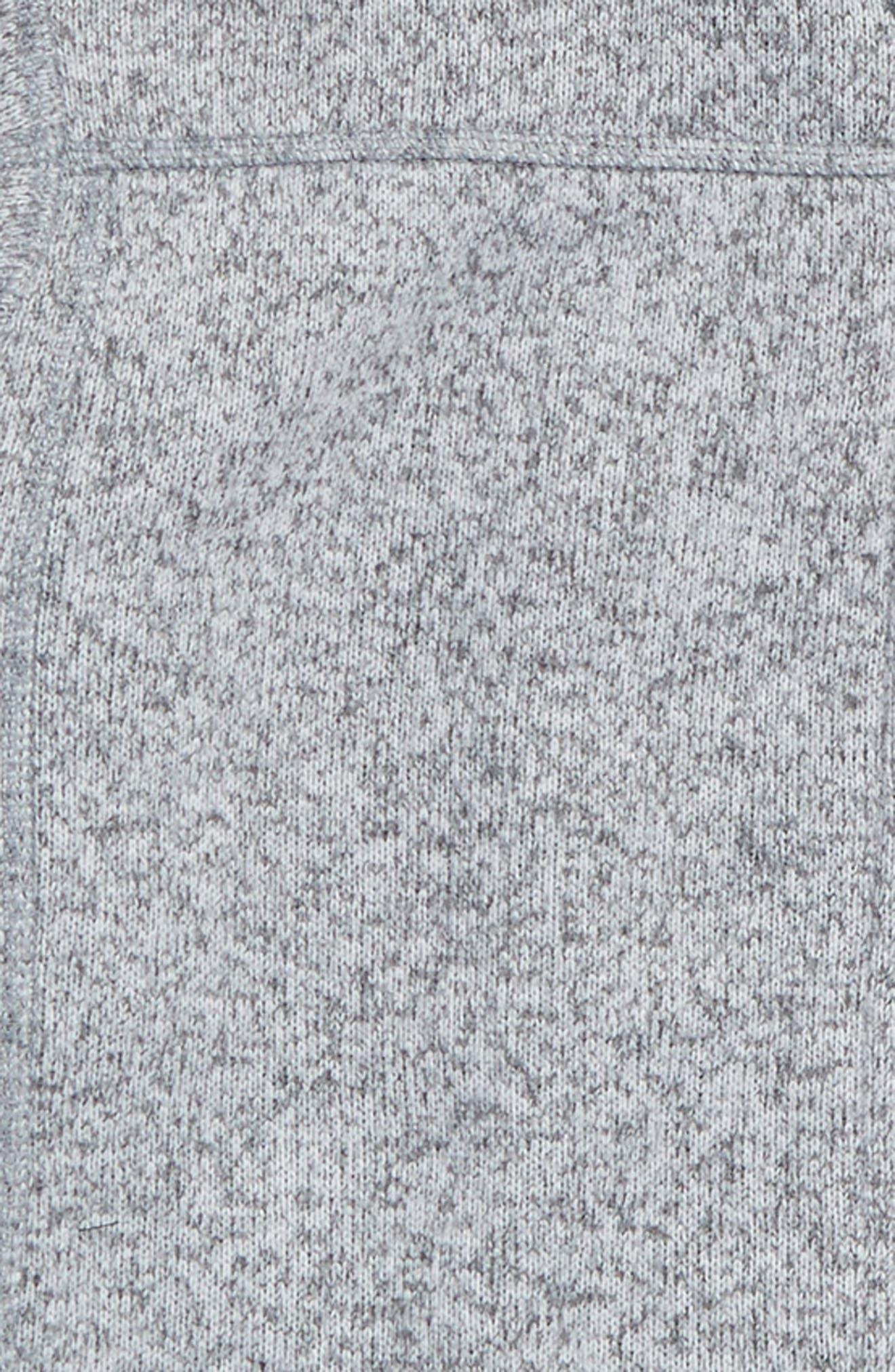 Alternate Image 2  - The North Face Gordon Lyons Sweater Fleece Zip Jacket (Big Boys)