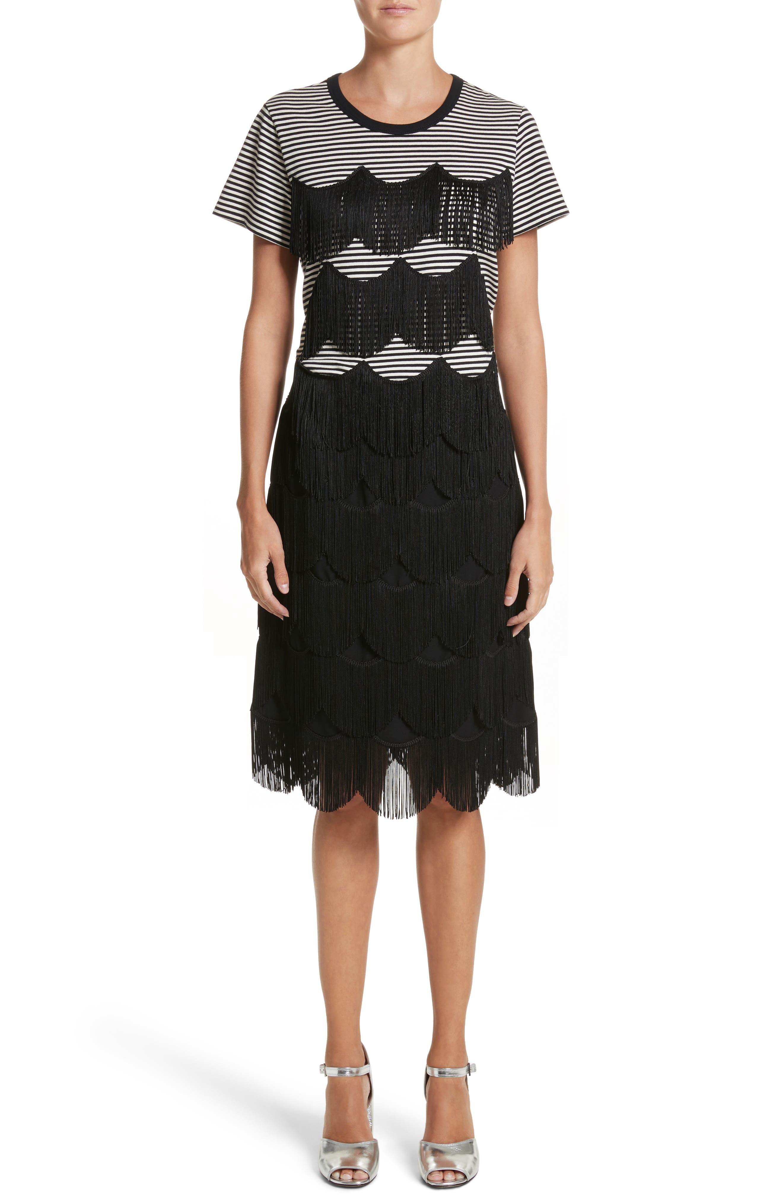 Alternate Image 8  - MARC JACOBS Fringe Skirt