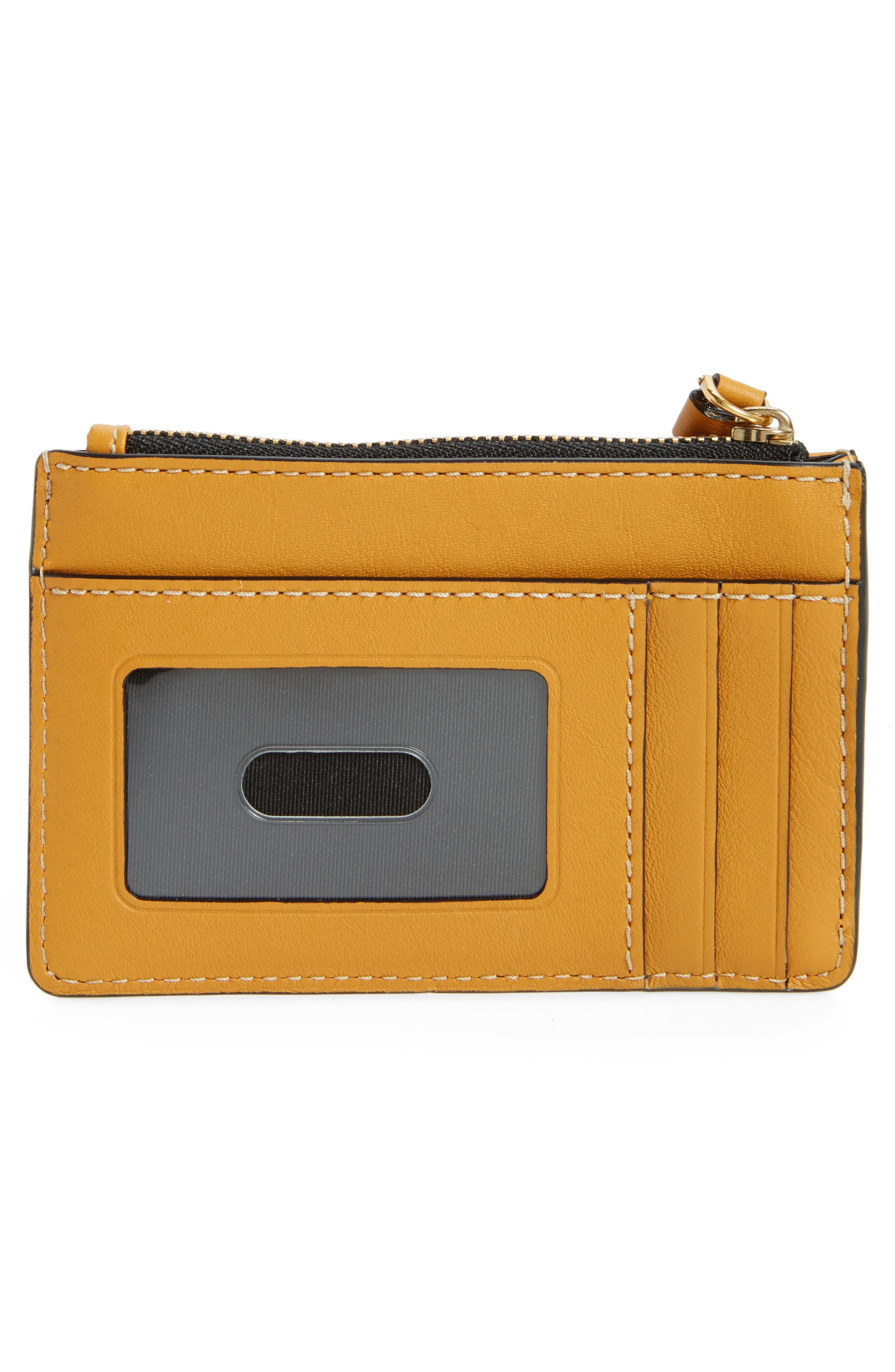 Alternate Image 4  - MARC JACOBS Tied Up Leather Wallet