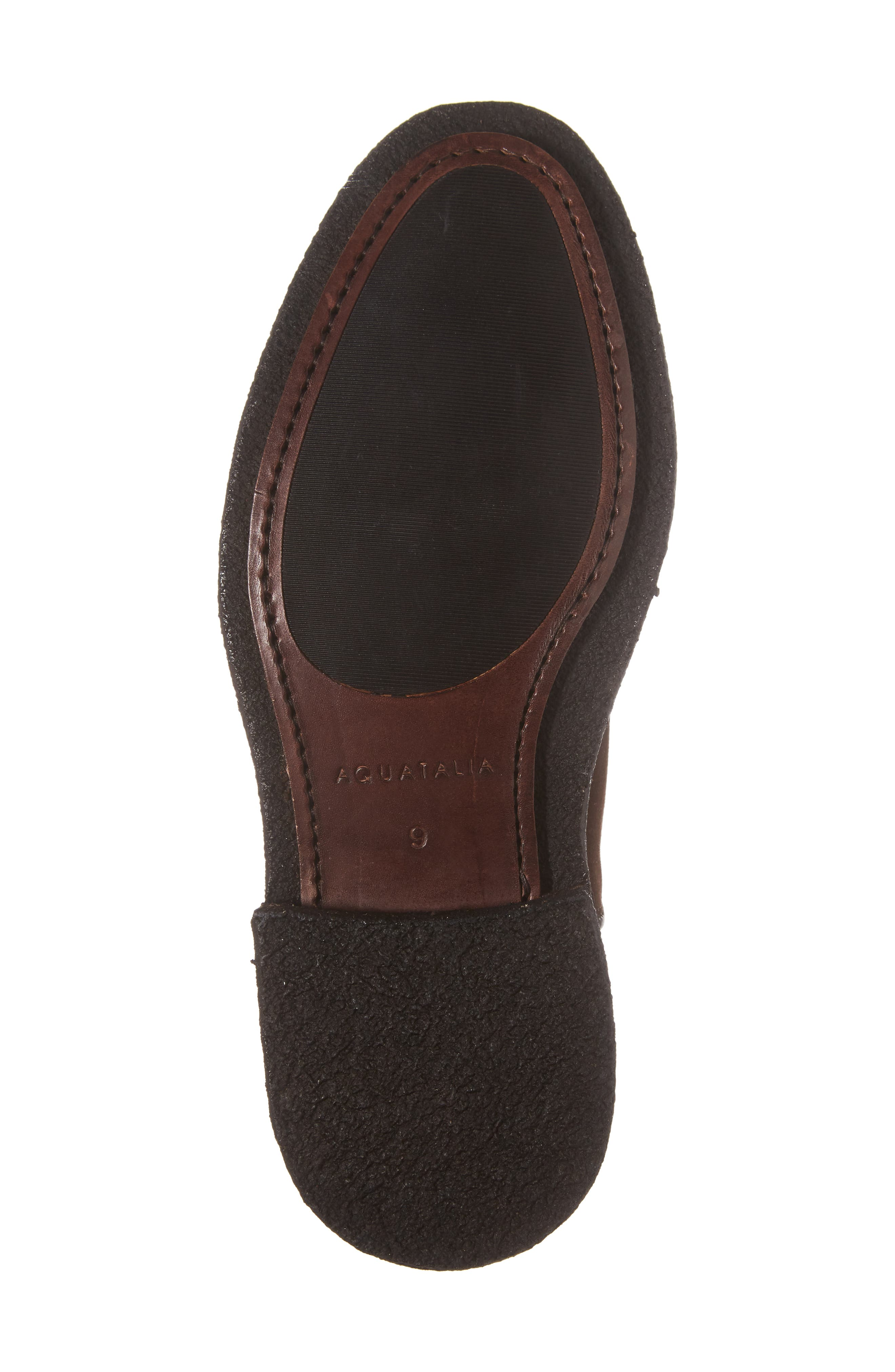 Oscar Chelsea Boot,                             Alternate thumbnail 6, color,                             Medium Brown