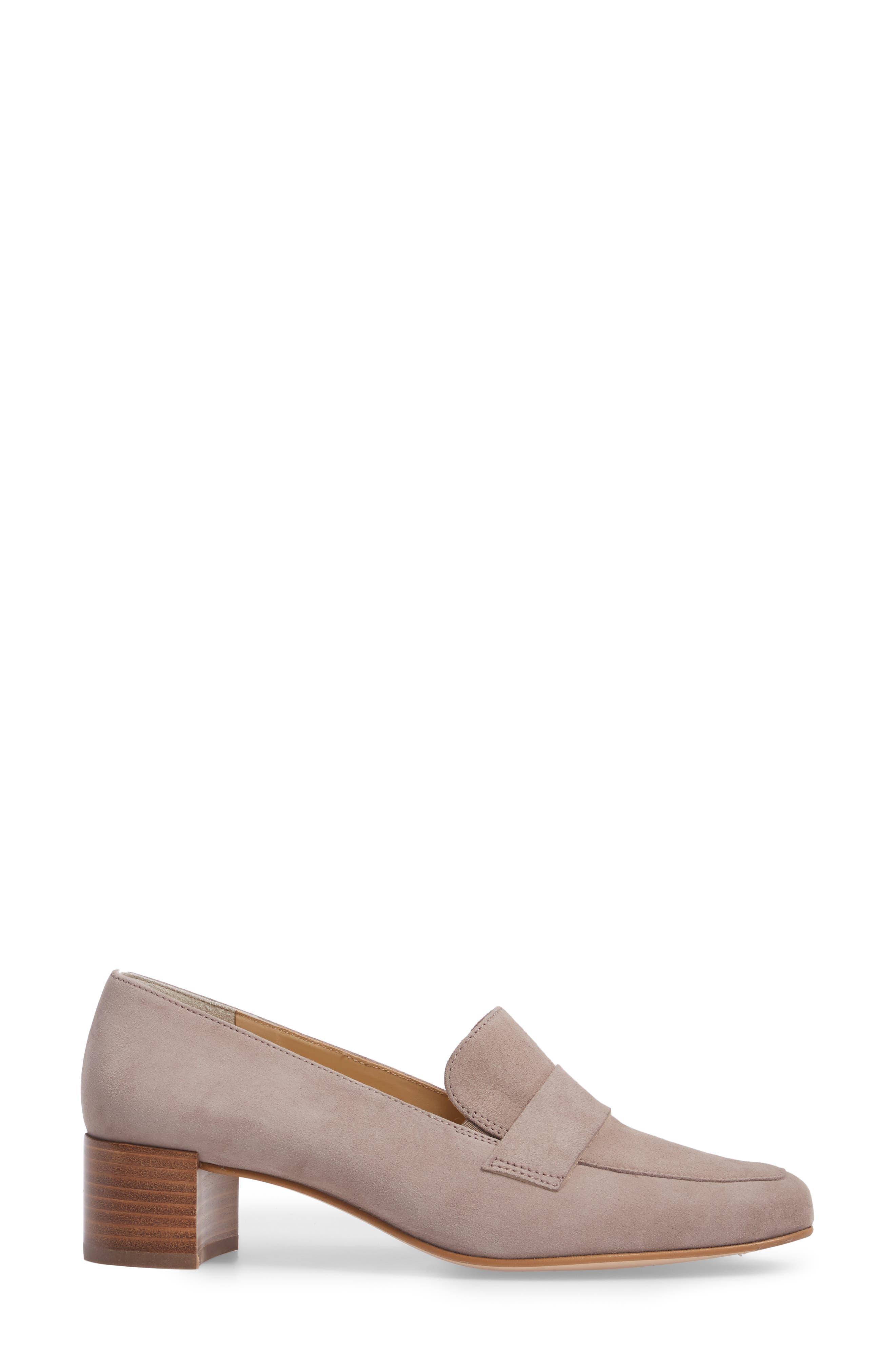 Alternate Image 3  - Paul Green Oscar Block Heel Loafer (Women)