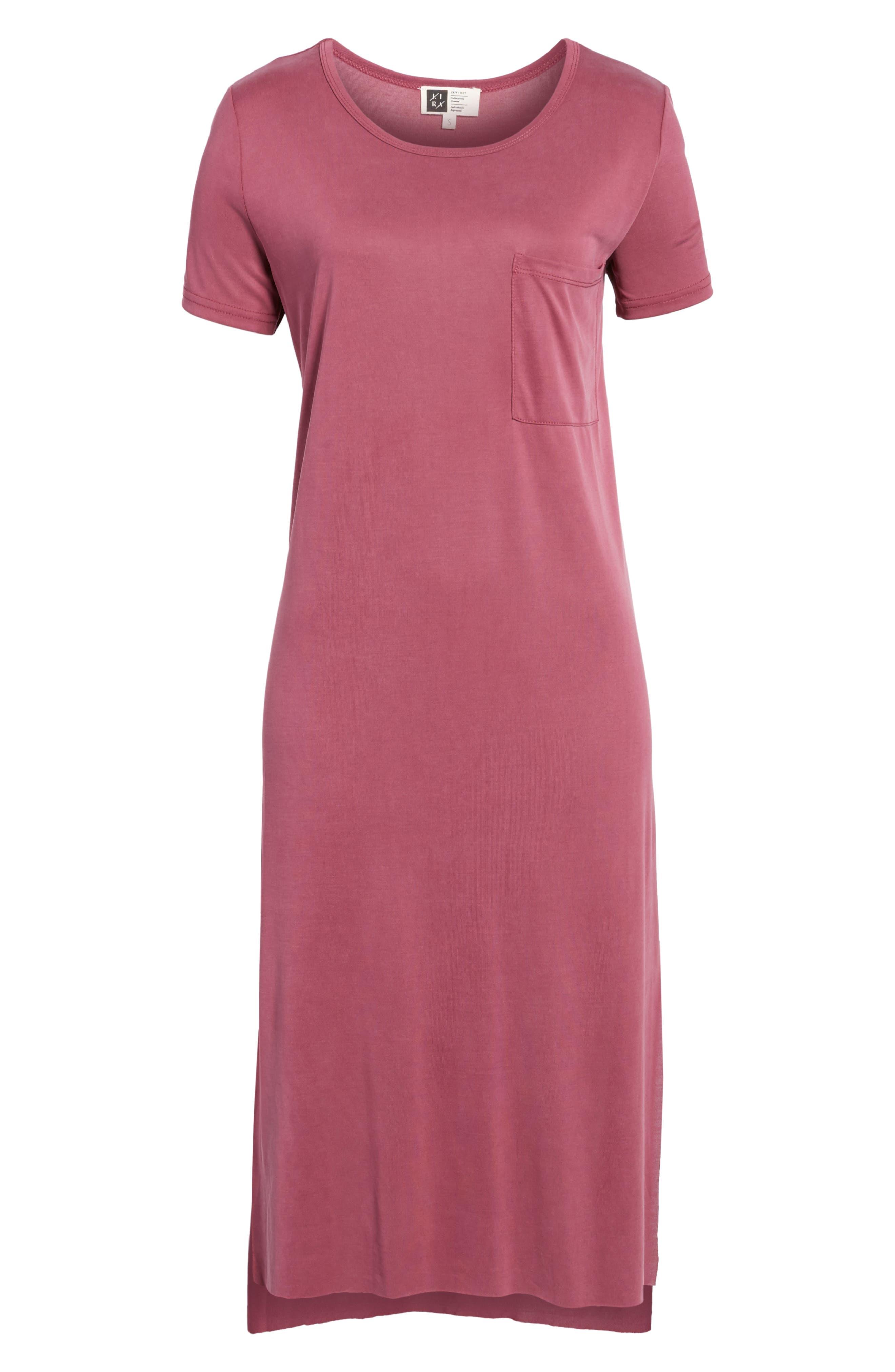 Alternate Image 6  - Lira Clothing Eden Midi T-Shirt Dress
