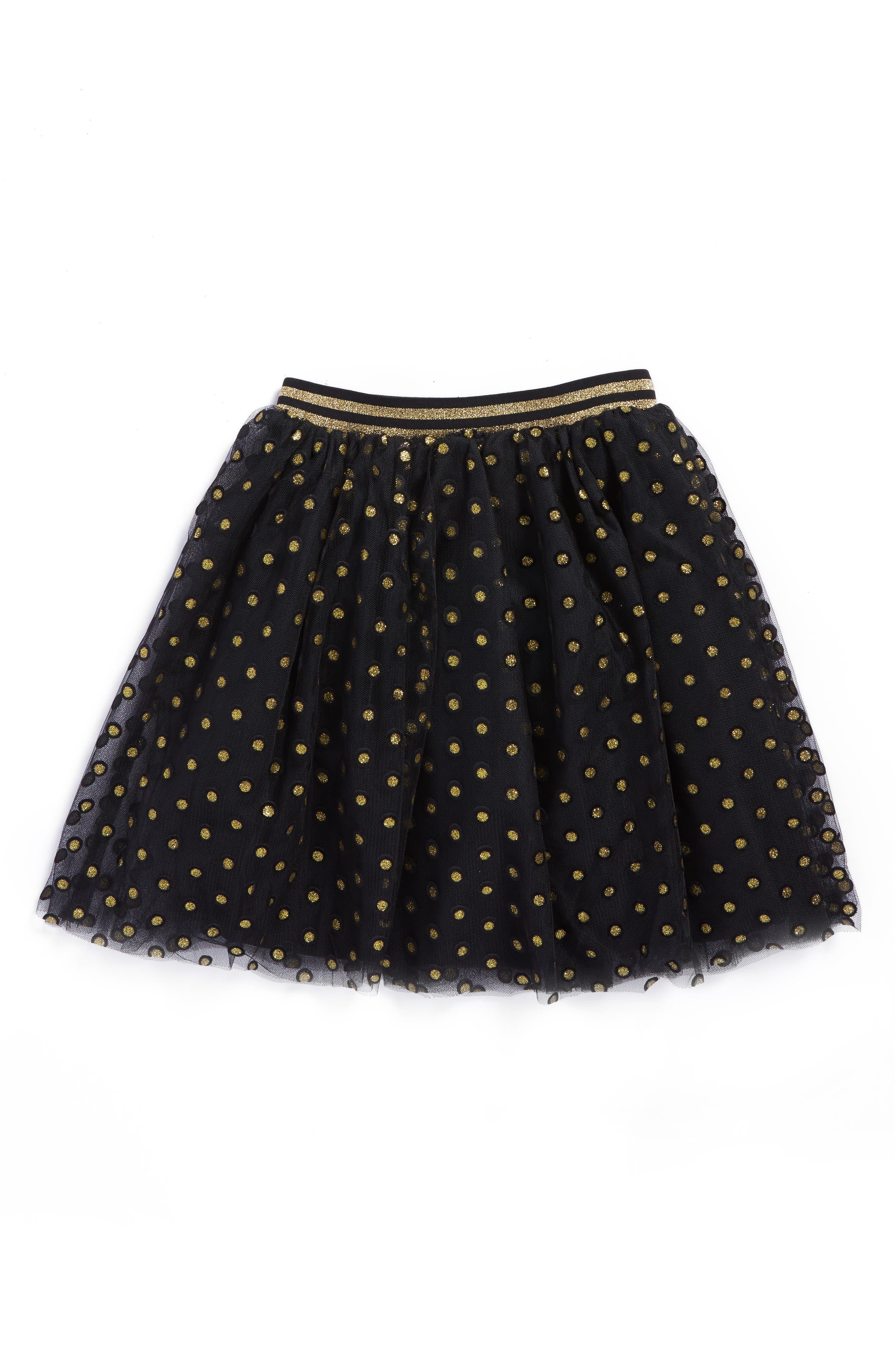 Truly Me Sparkle Dot Tutu Skirt (Toddler Girls & Little Girls)