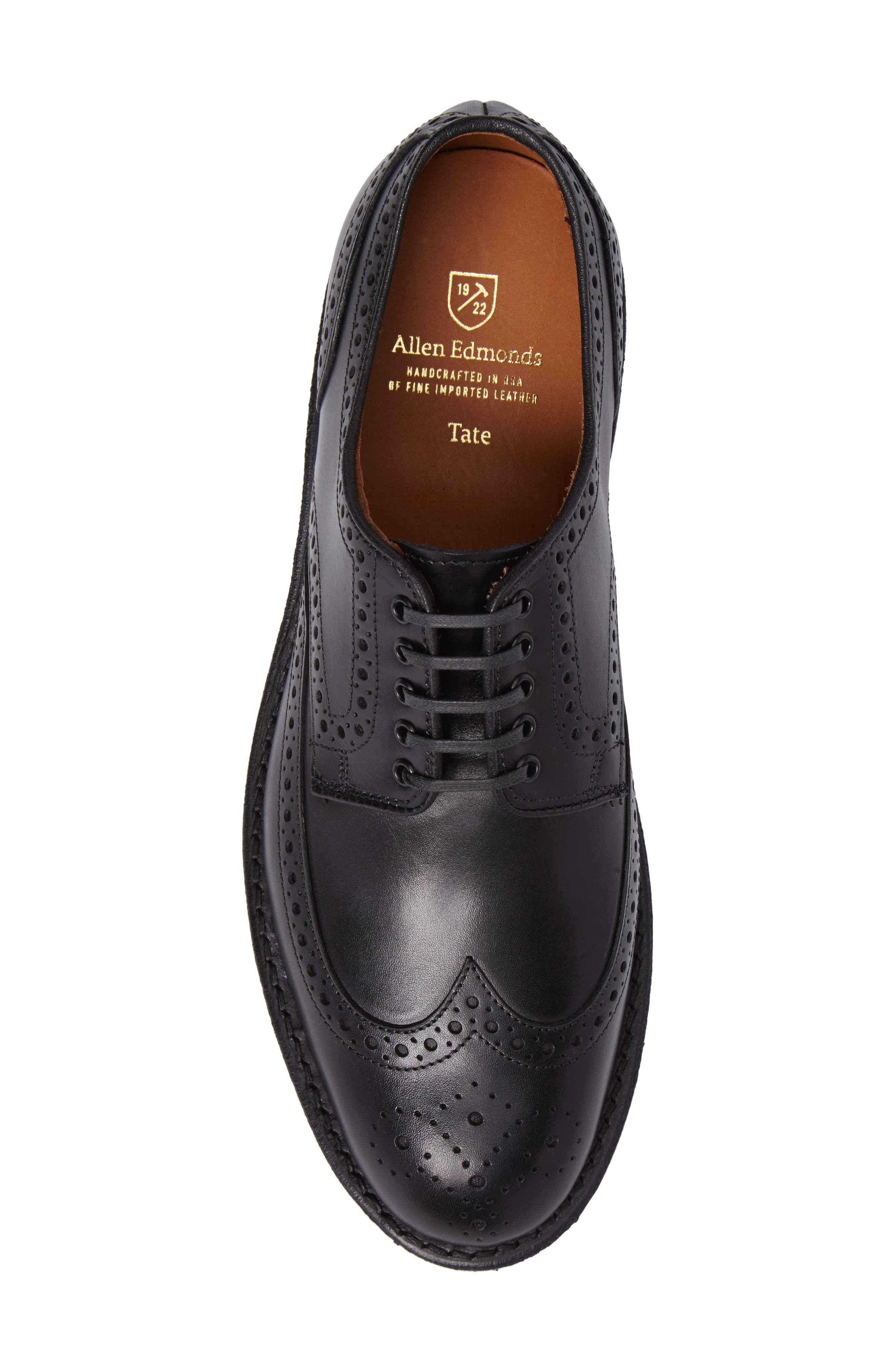 Alternate Image 5  - Allen Edmonds Tate Wingtip (Men)