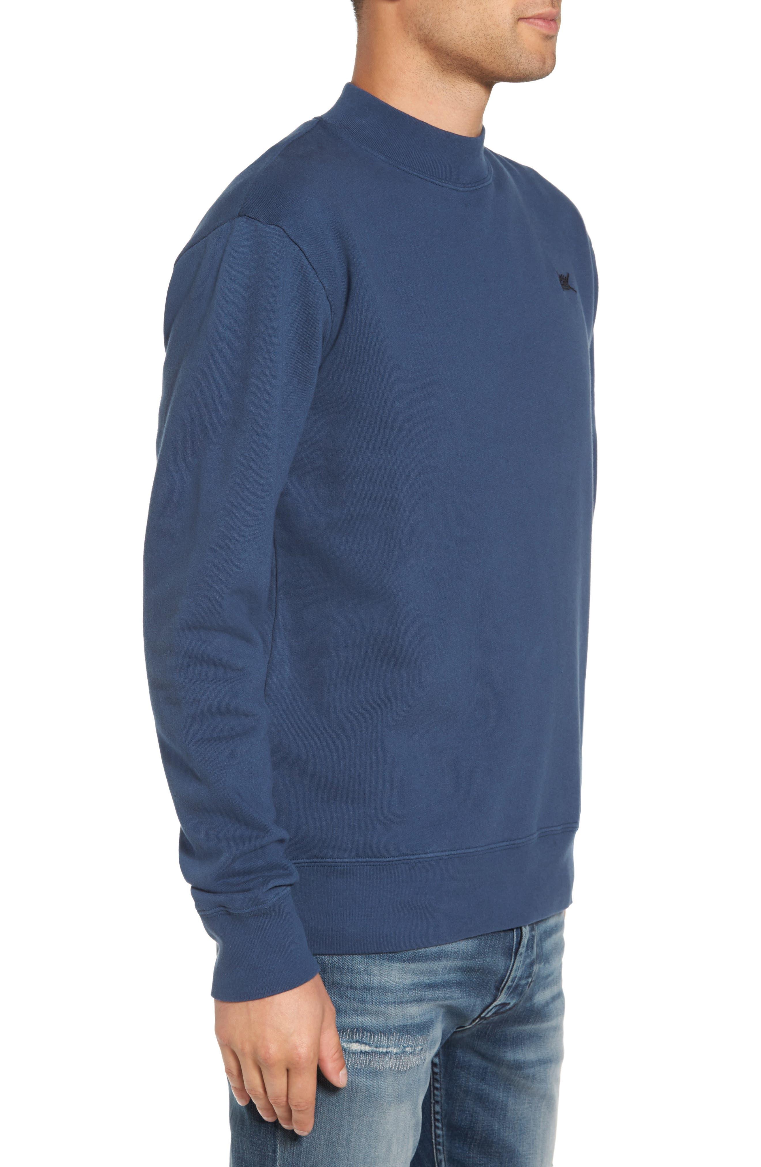 Alternate Image 3  - WeSC Steve Fleece Sweatshirt