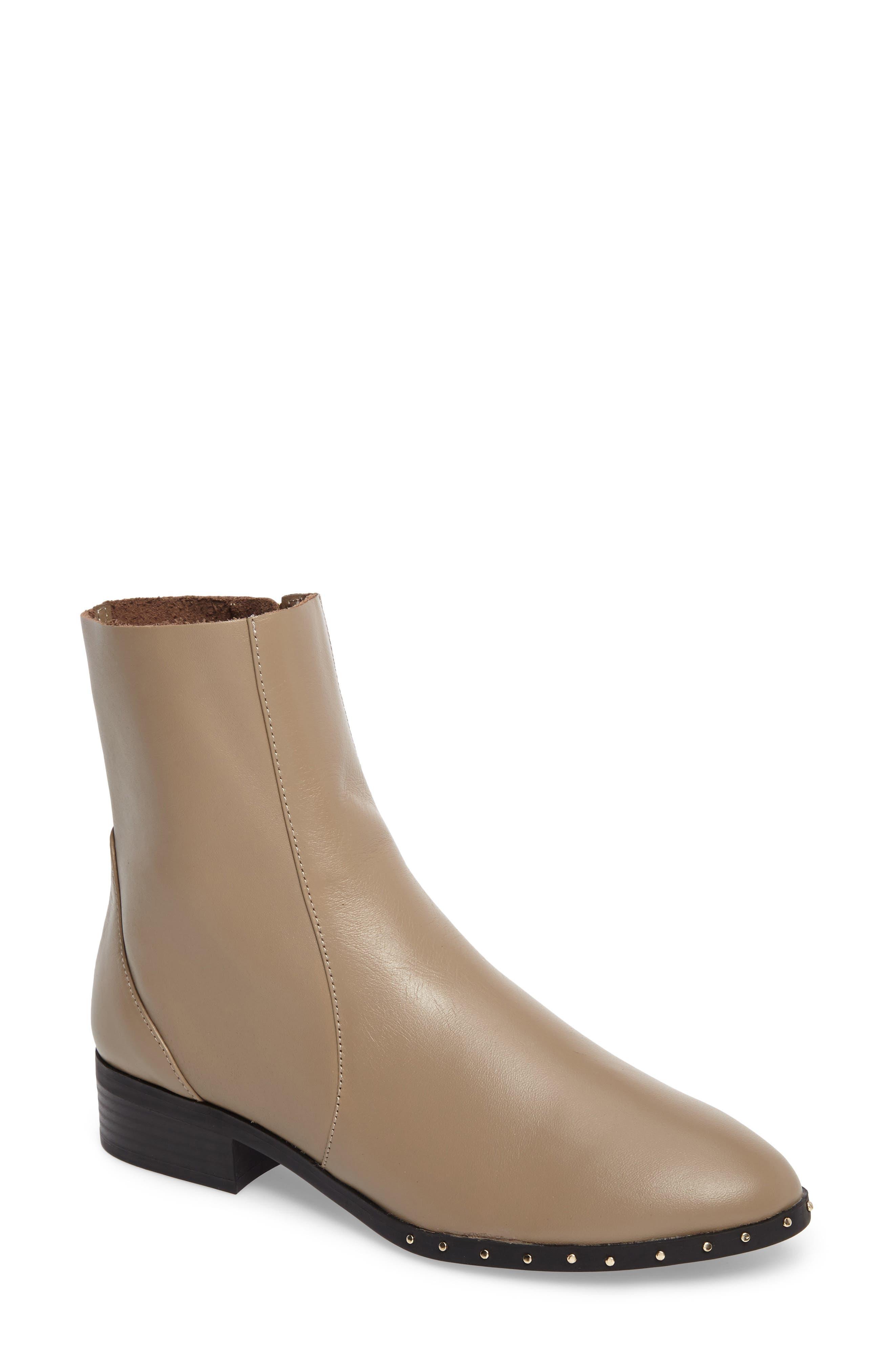 Topshop Kash Sock Boot (Women)