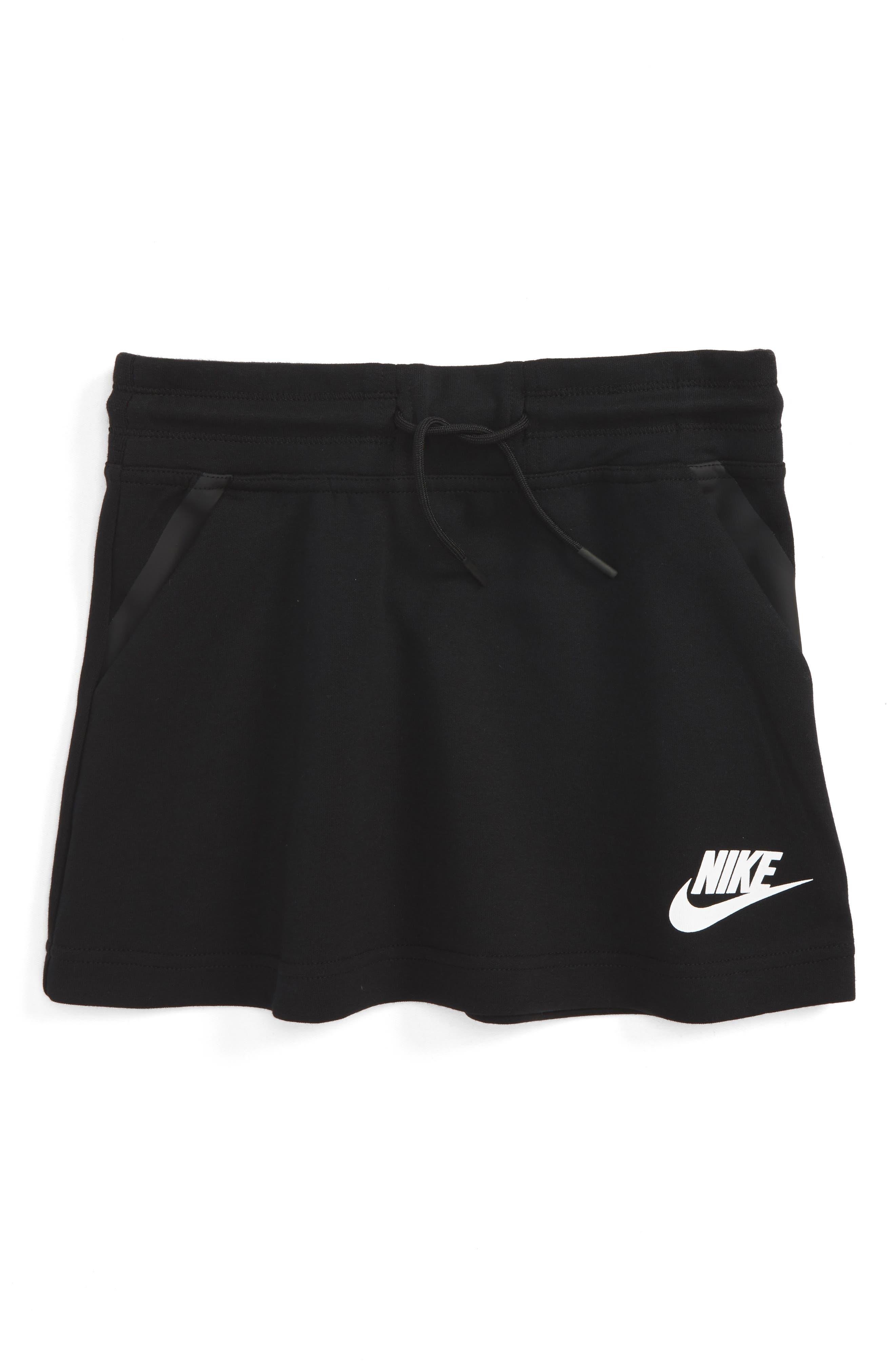 Nike Tech Fleece Skirt (Big Girls)