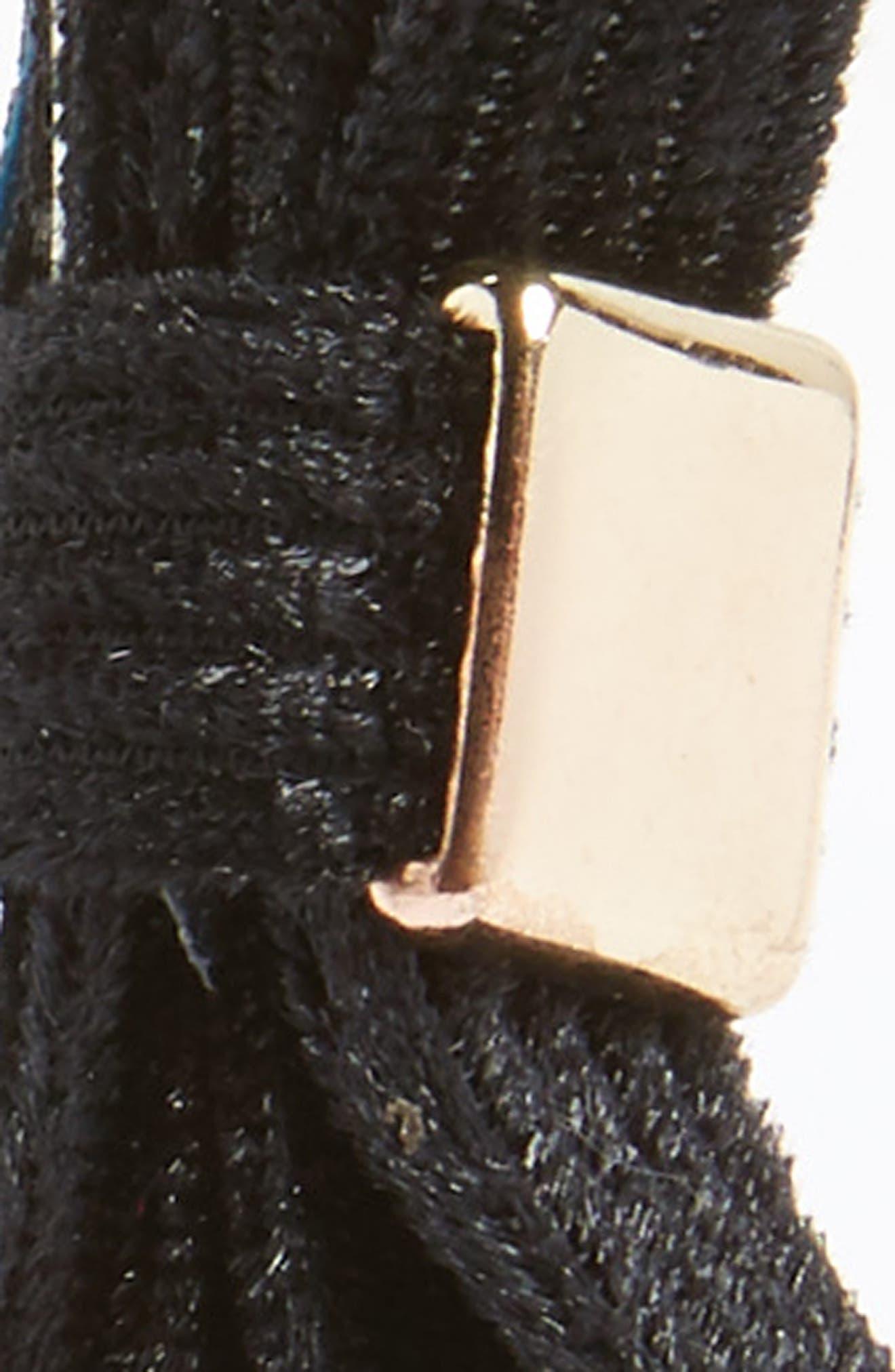 Alternate Image 2  - Tasha Velvet Bow Headband