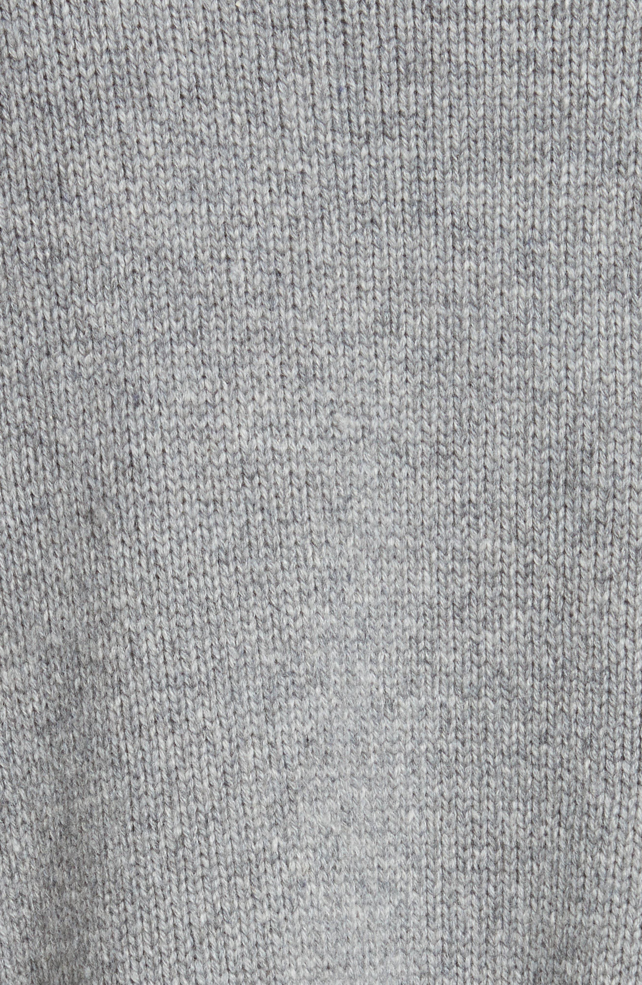 Alternate Image 5  - JOSEPH Turtleneck Cashmere Sweater