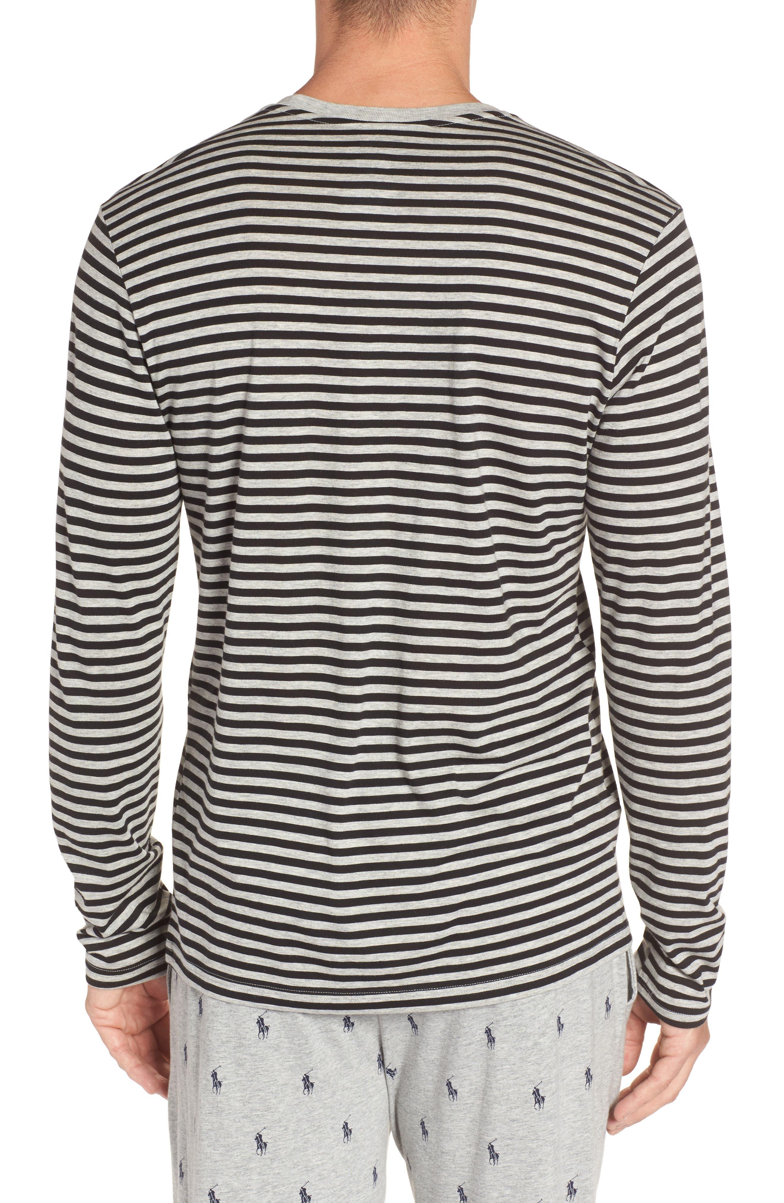 Alternate Image 2  - Polo Ralph Lauren Supreme Comfort Cotton & Modal T-Shirt