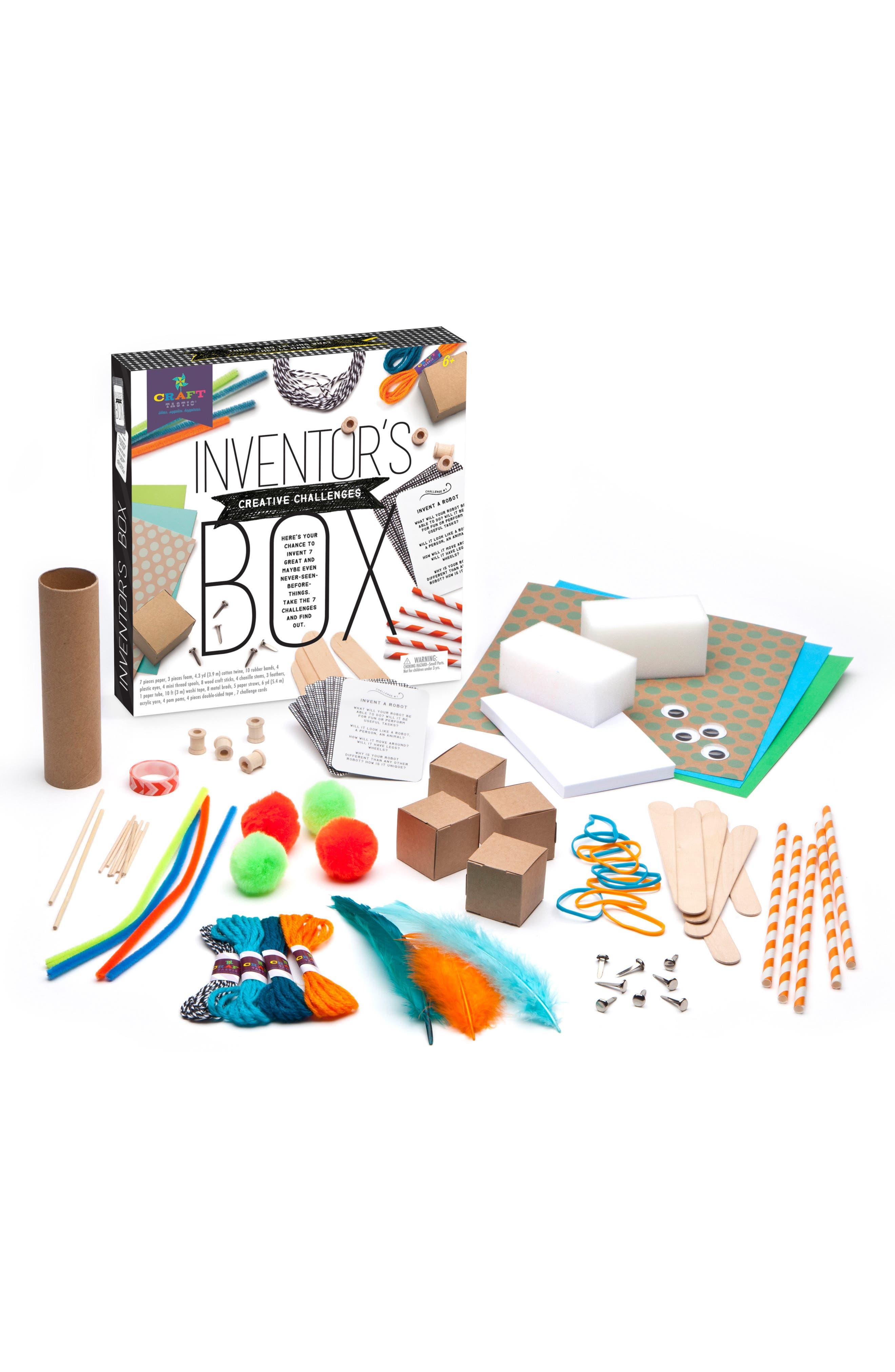 CRAFT-TASTIC Inventor's Box