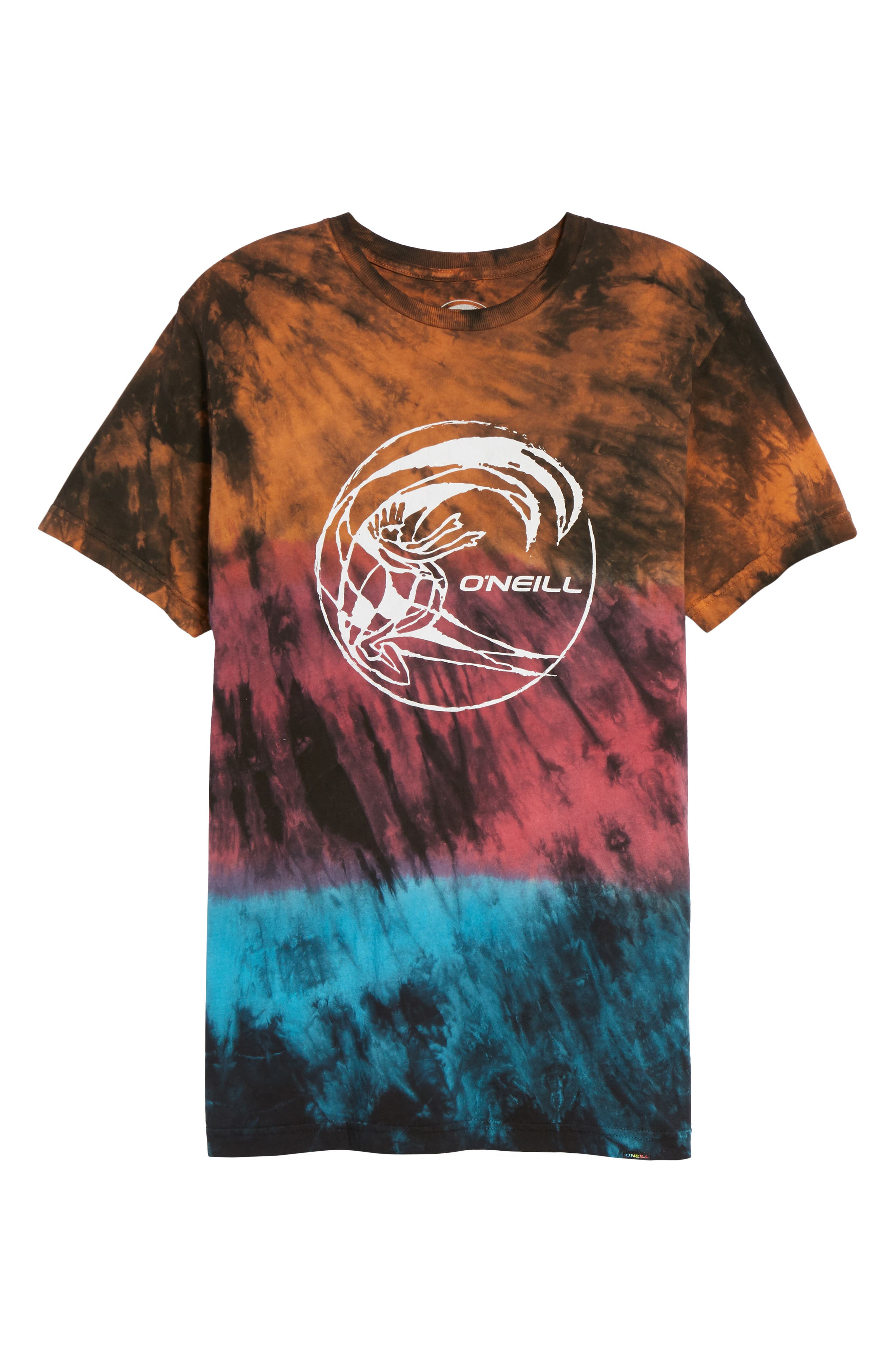 Alternate Image 6  - O'Neill The Lawn Graphic Tie Dye T-Shirt