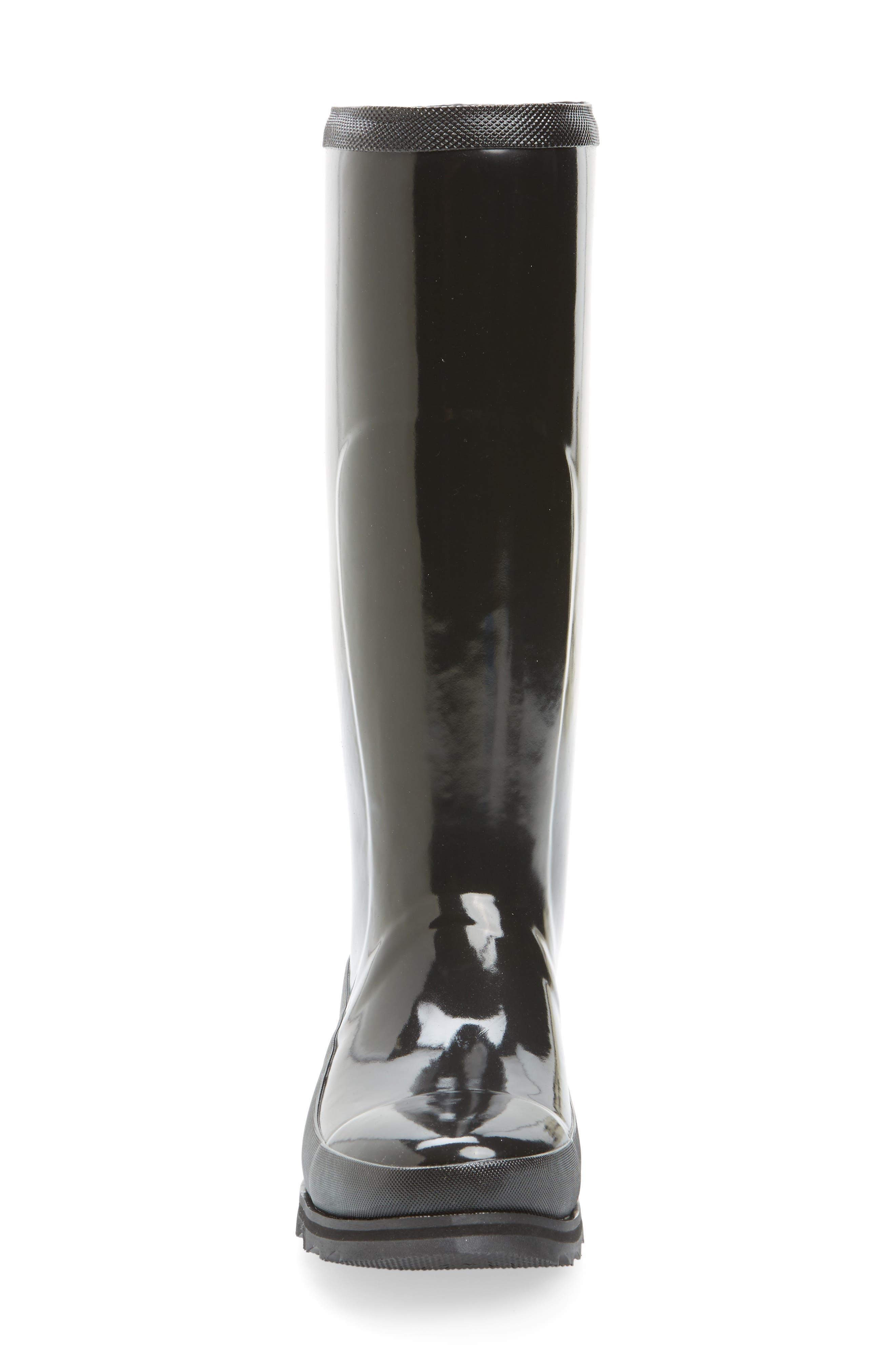 Alternate Image 4  - SOREL Joan Glossy Tall Rain Boot (Women)