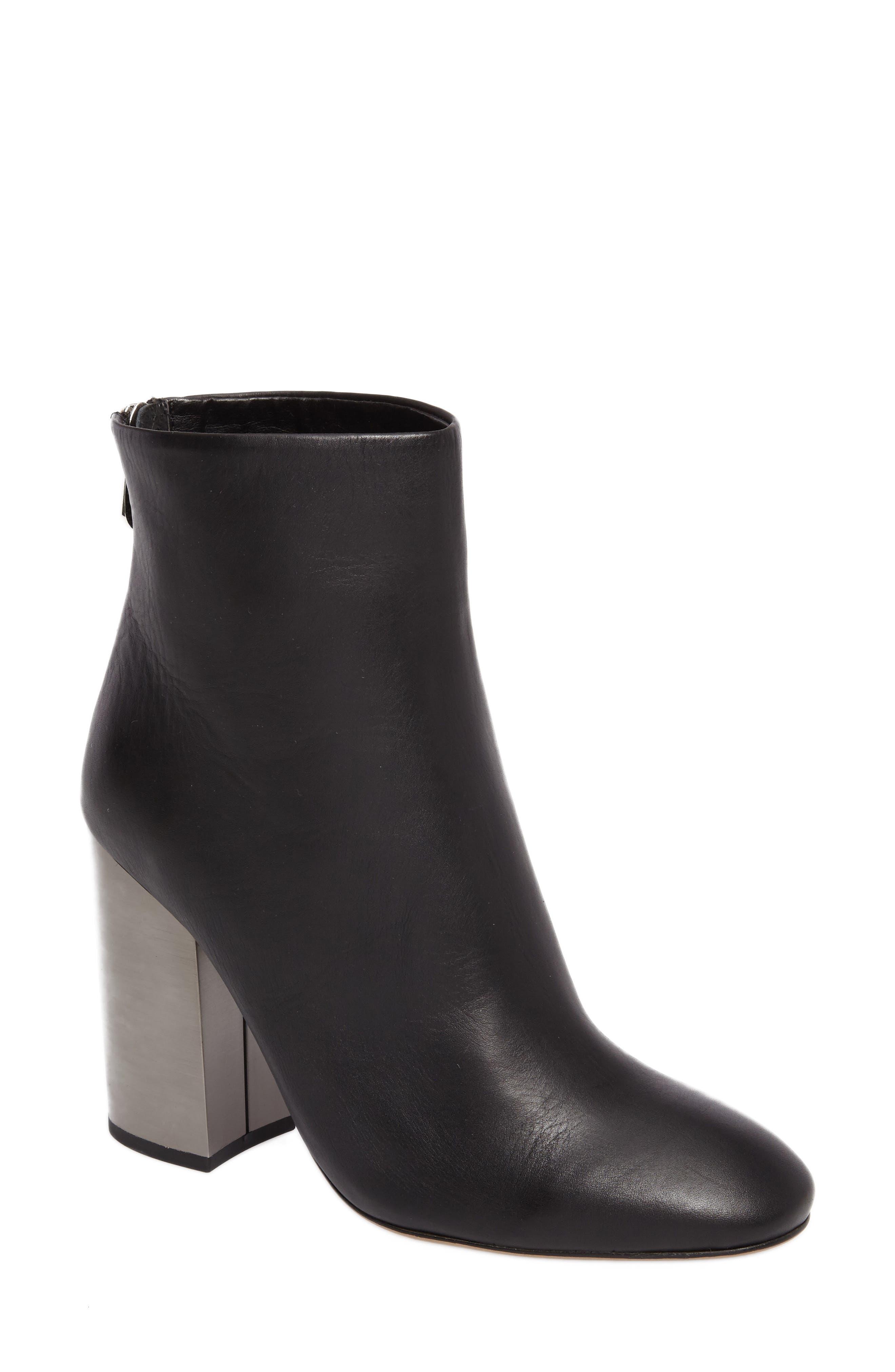 Tony Bianco Aseki Block Heel Bootie (Women)