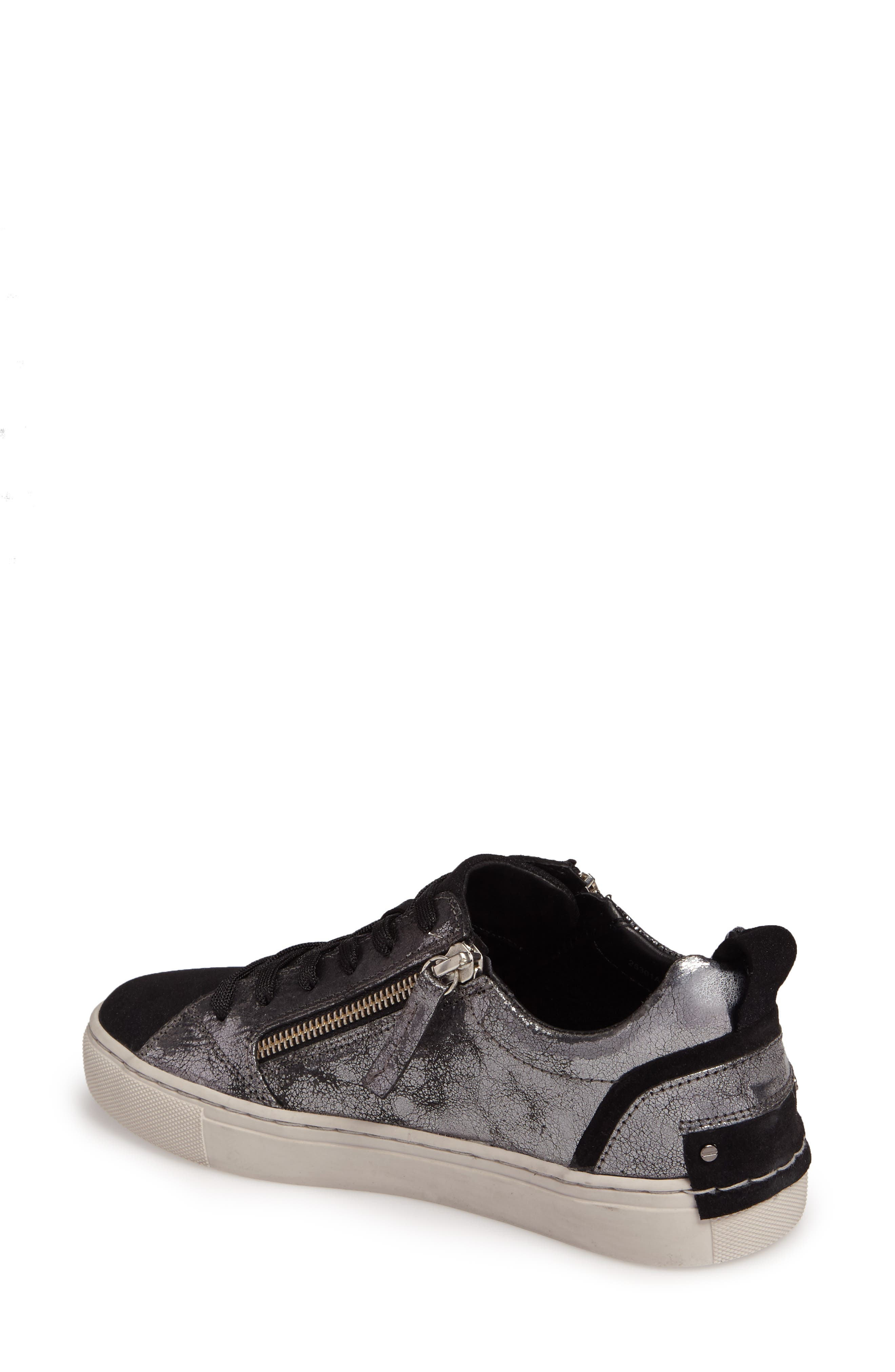 Java Lo Sneaker,                             Alternate thumbnail 2, color,                             Pewter - 25