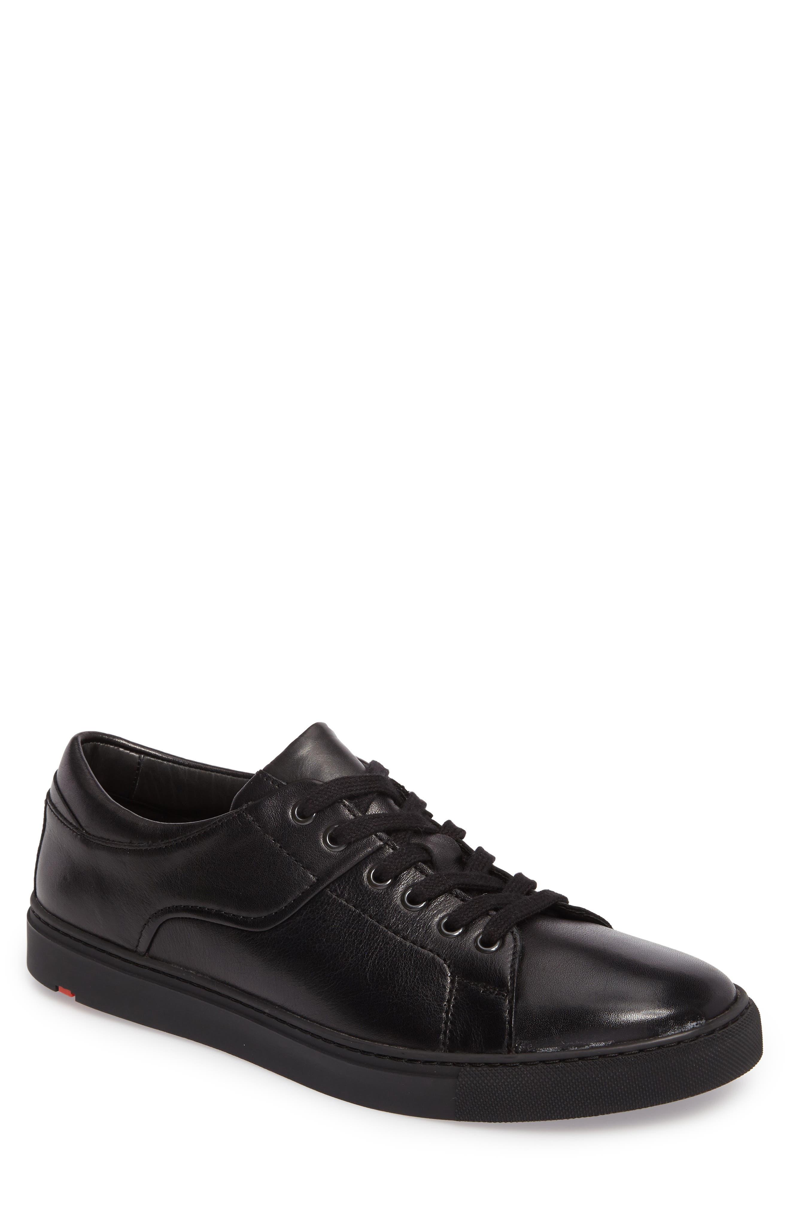 Adamson Sneaker,                         Main,                         color, Black