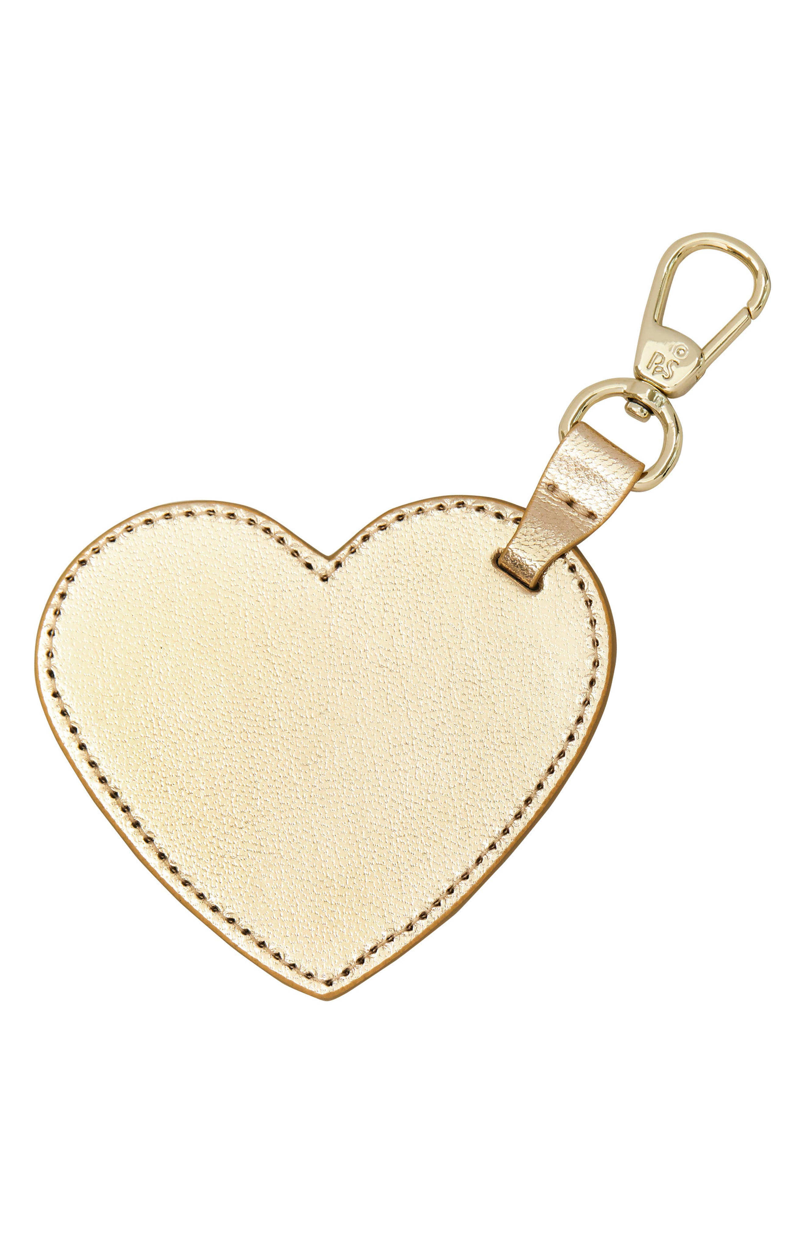 Pop & Suki Smaller Heart Bag Charm (Nordstrom Exclusive)