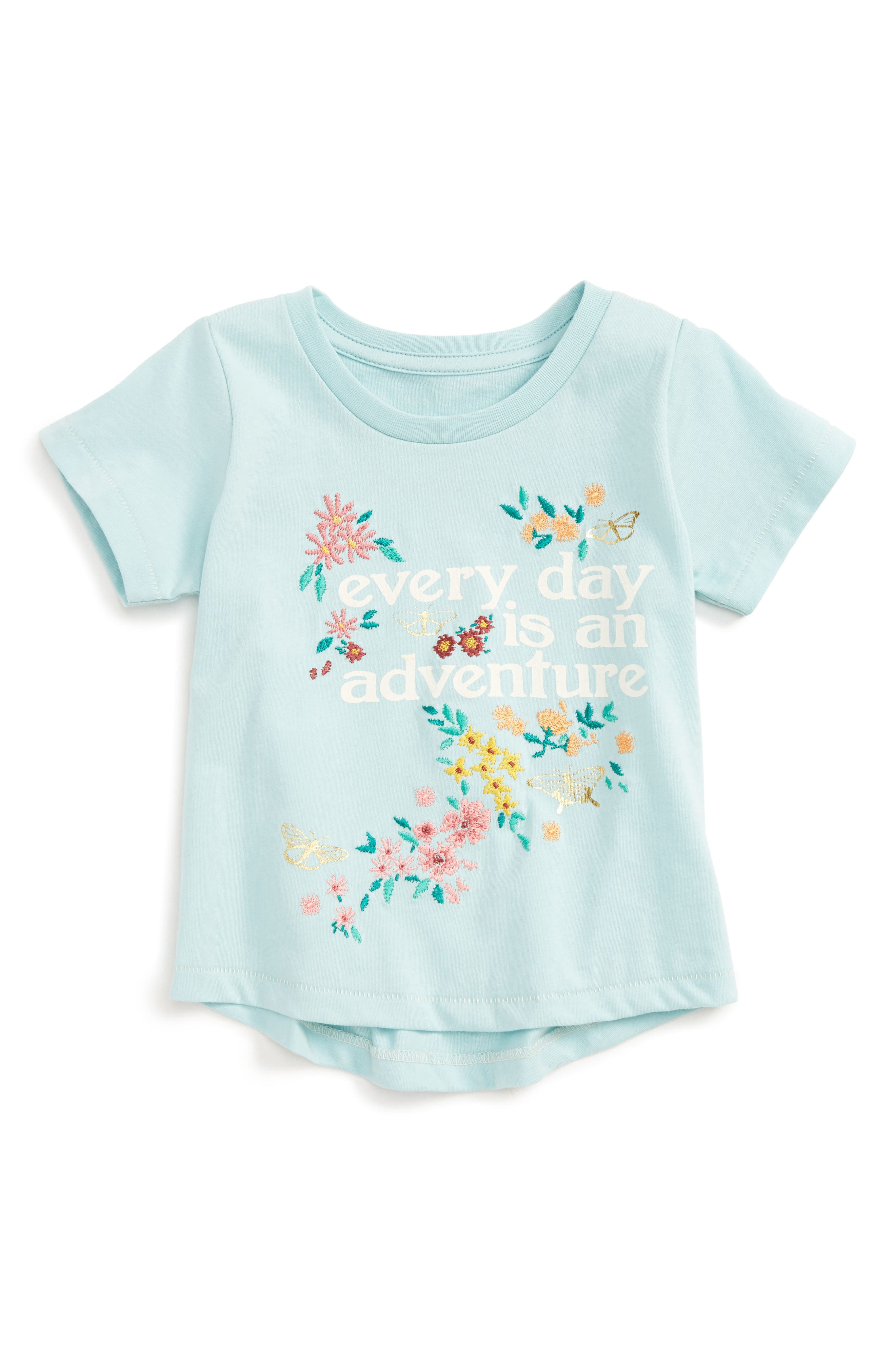 Peek Adventure Graphic Tee (Baby Girls)