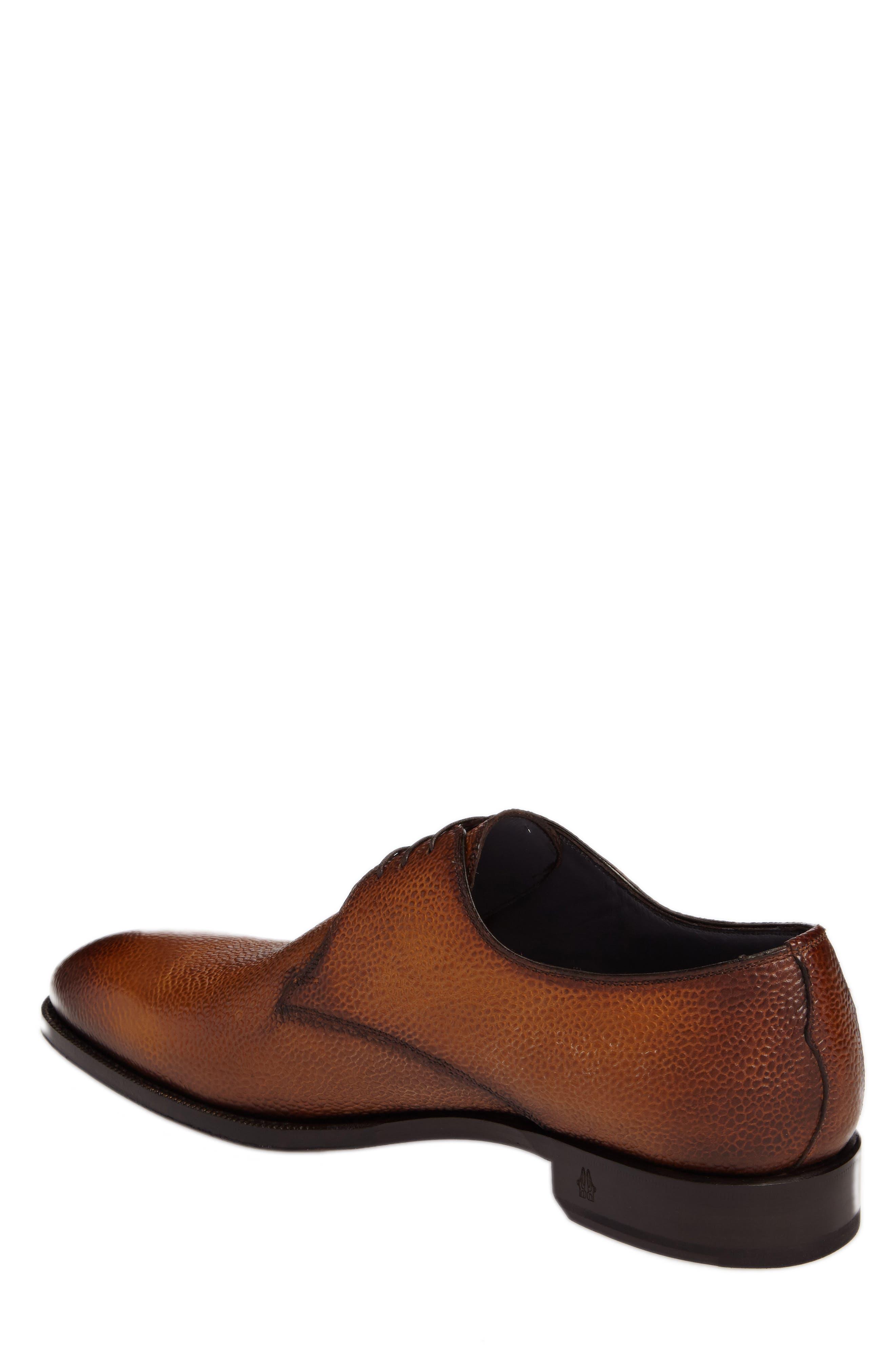 Alternate Image 2  - Di Bianco Gallo Plain Toe Derby (Men)