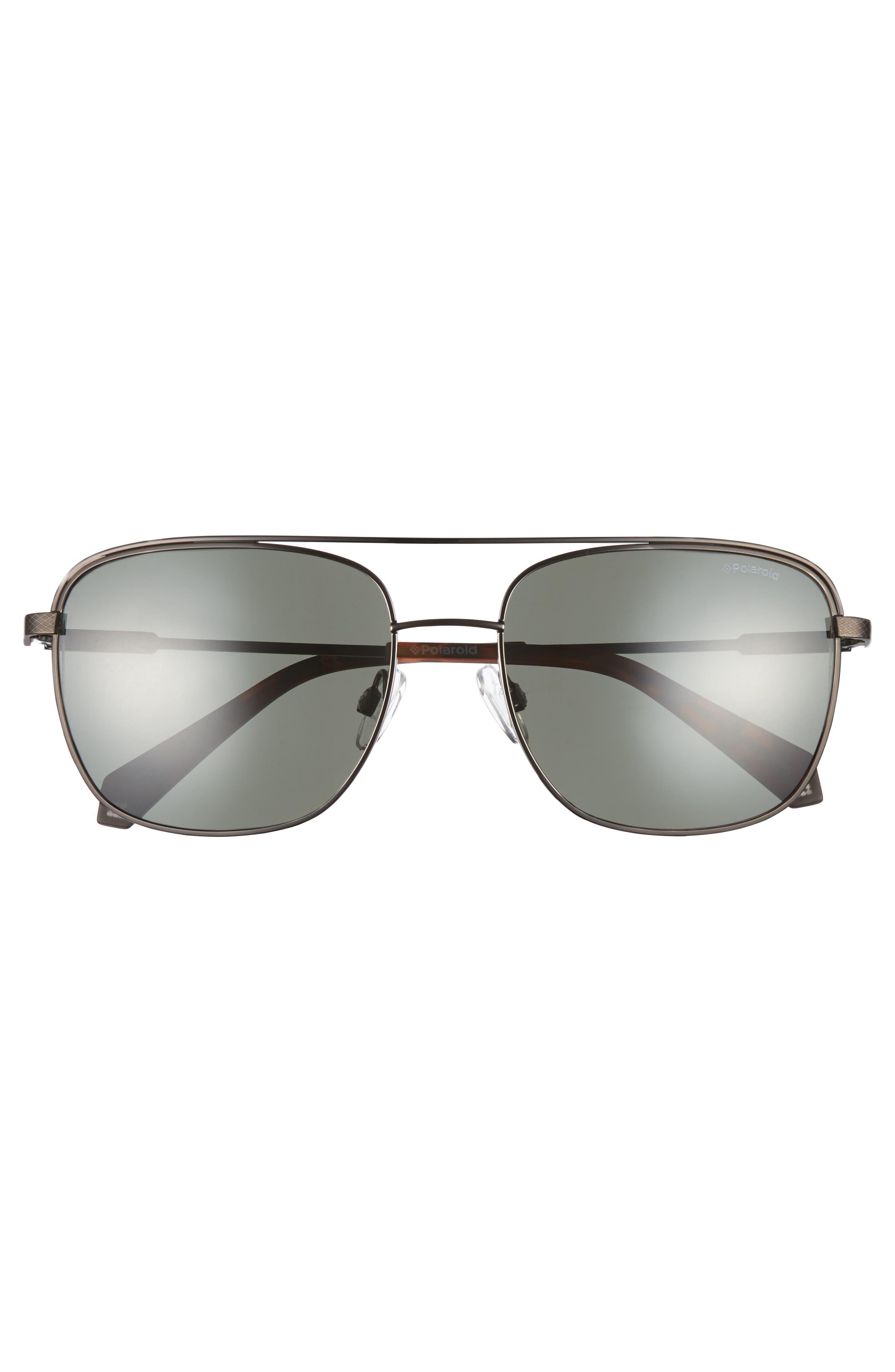Alternate Image 2  - Polaroid 2056S 58mm Polarized Sunglasses