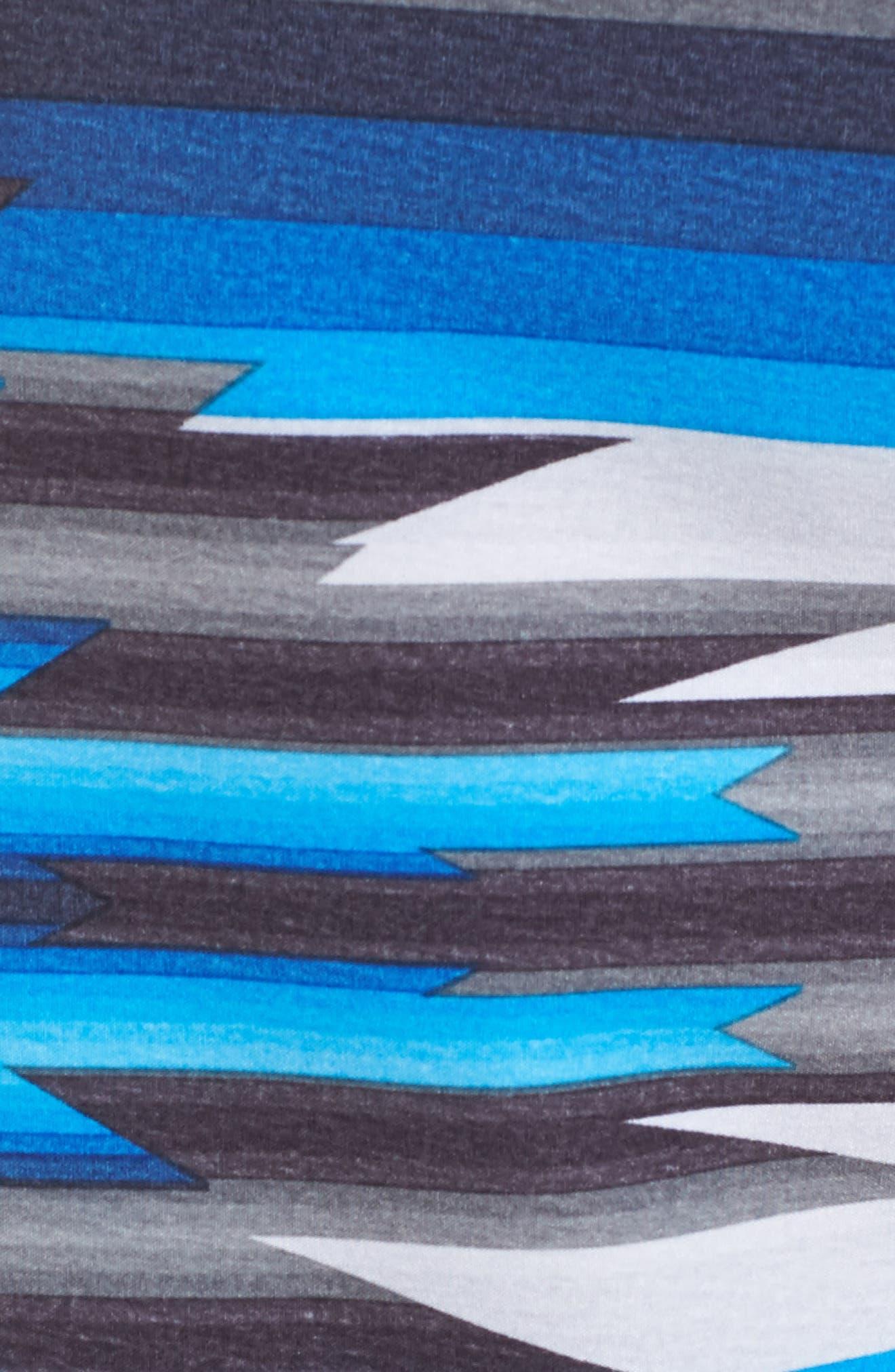 Alternate Image 5  - Hurley x Pendleton Phantom Board Shorts