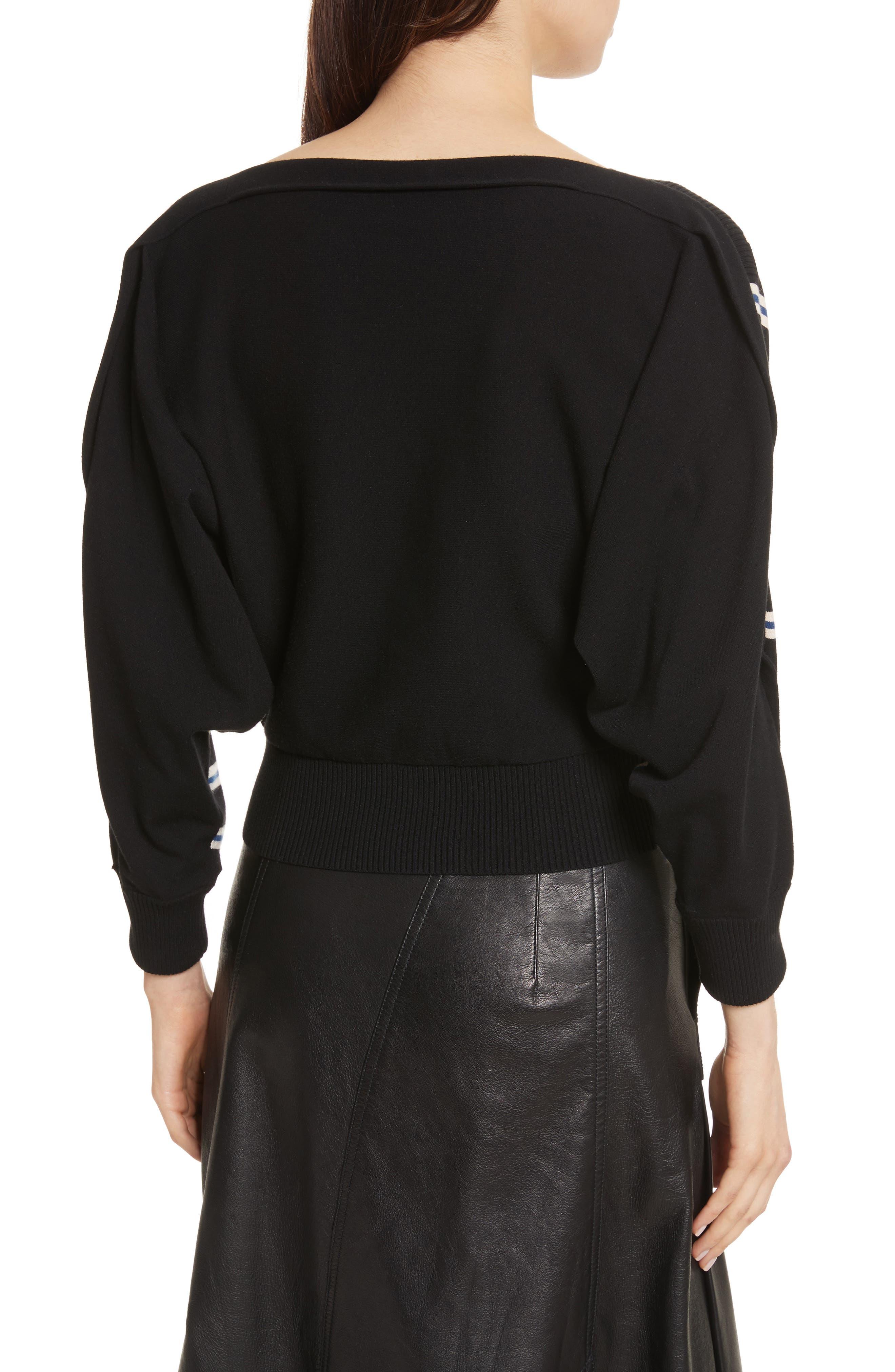 Alternate Image 2  - 3.1 Phillip Lim Ottoman Stripe Pullover