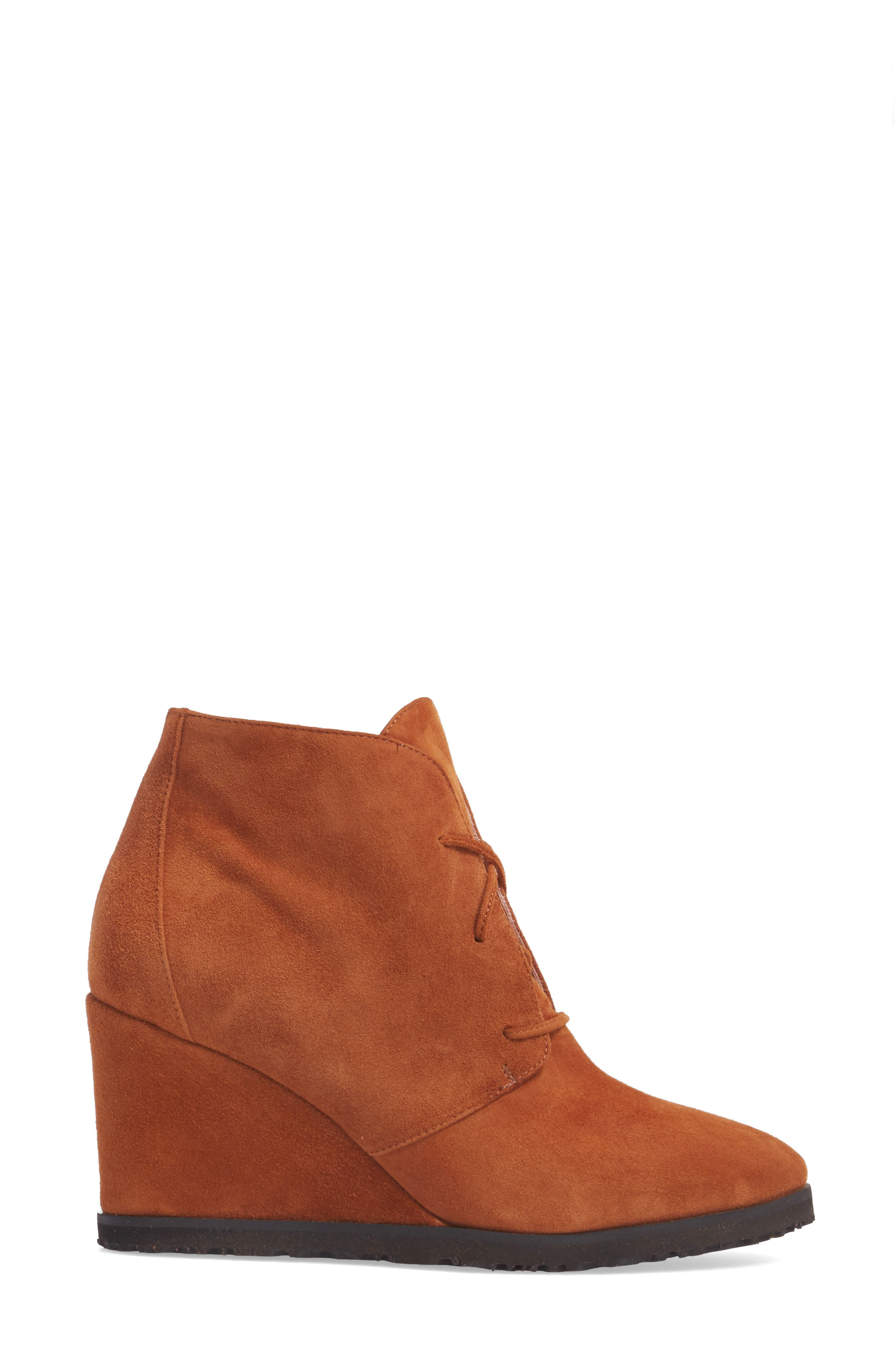 Alternate Image 3  - Taryn Rose Marta Wedge Bootie (Women)