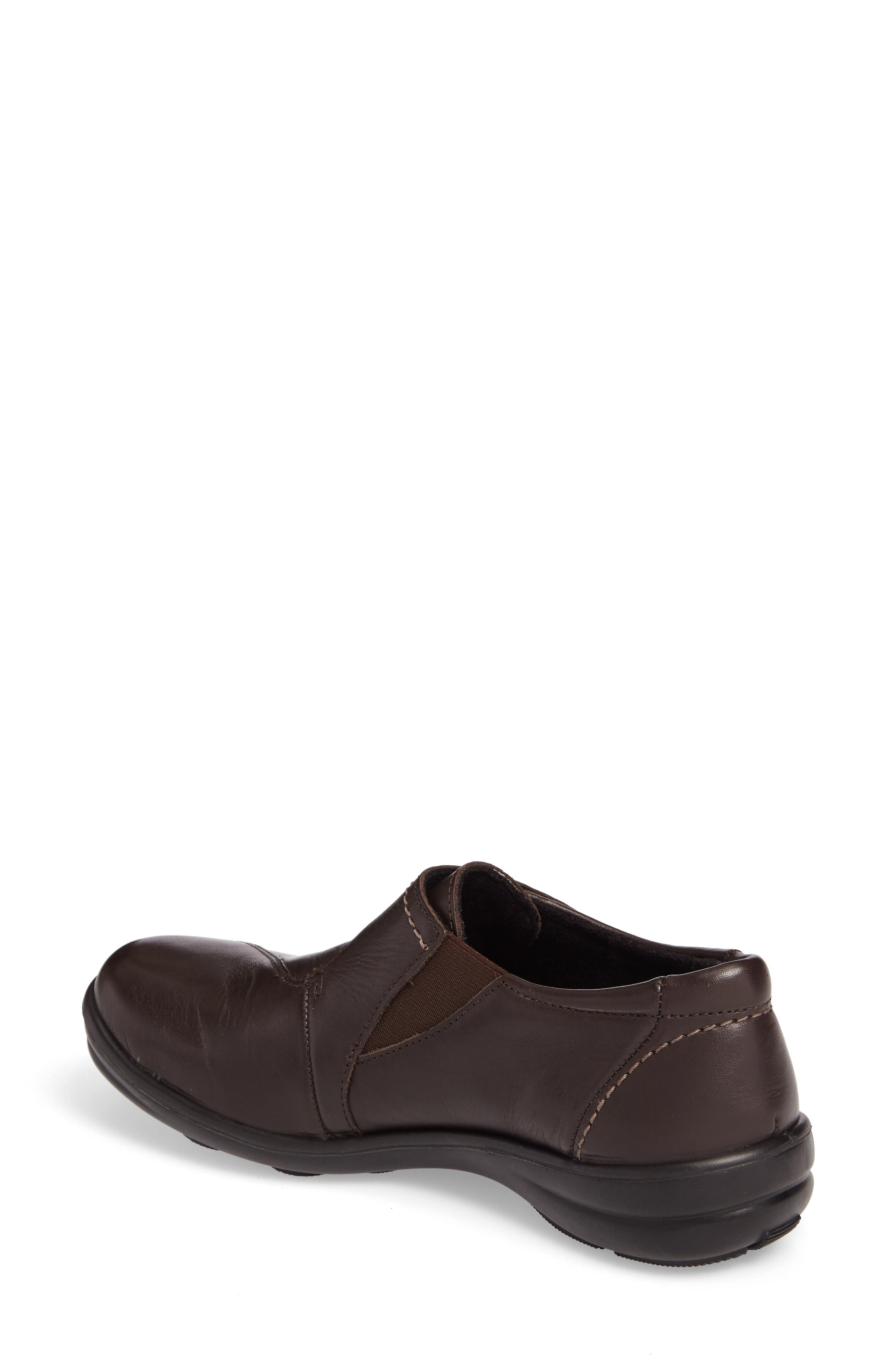 'Maddy 04' Slip-On Flat,                             Alternate thumbnail 2, color,                             Moro Leather
