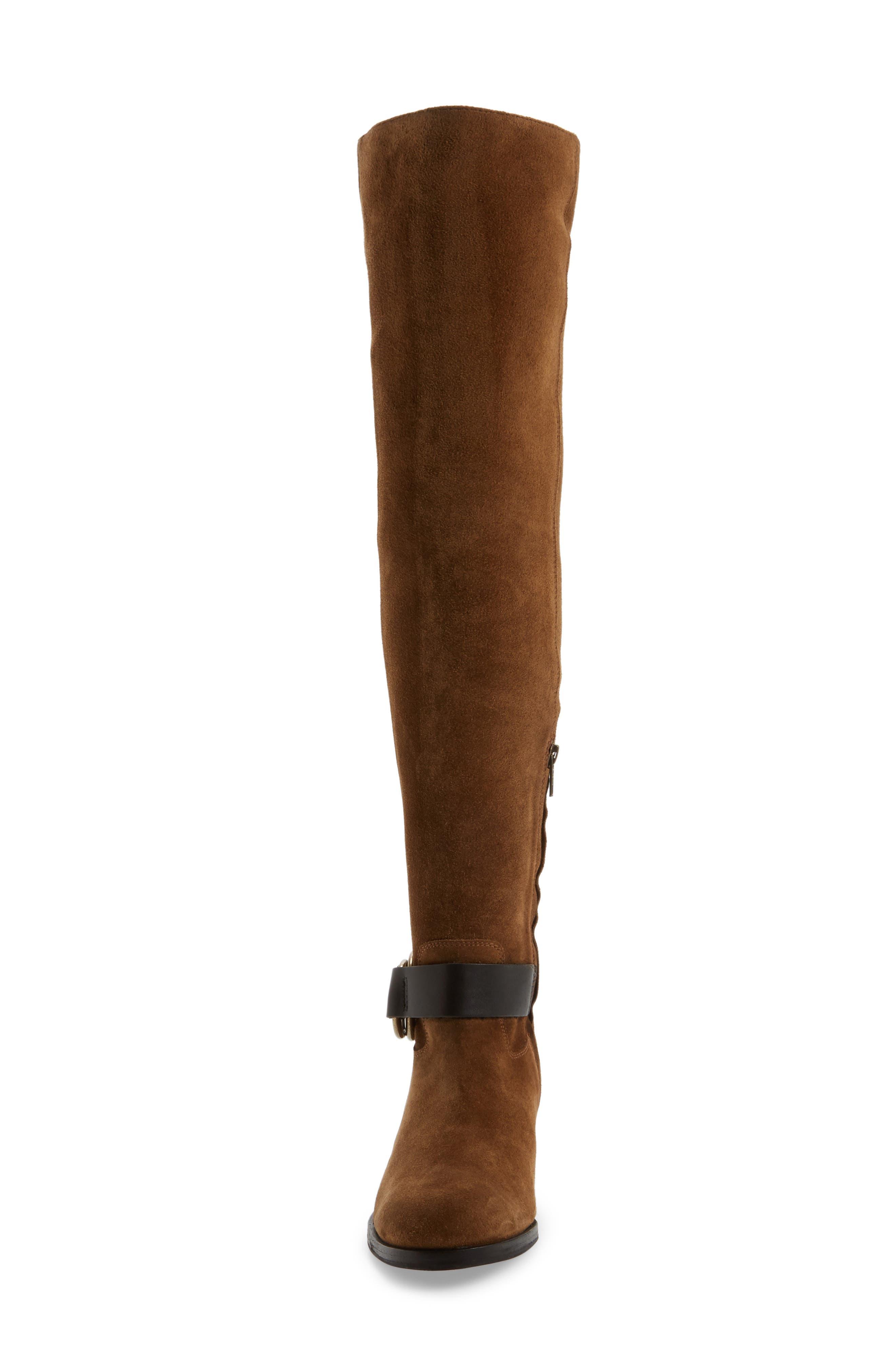 Alternate Image 4  - Frye Kristen Harness Over the Knee Boot (Women)