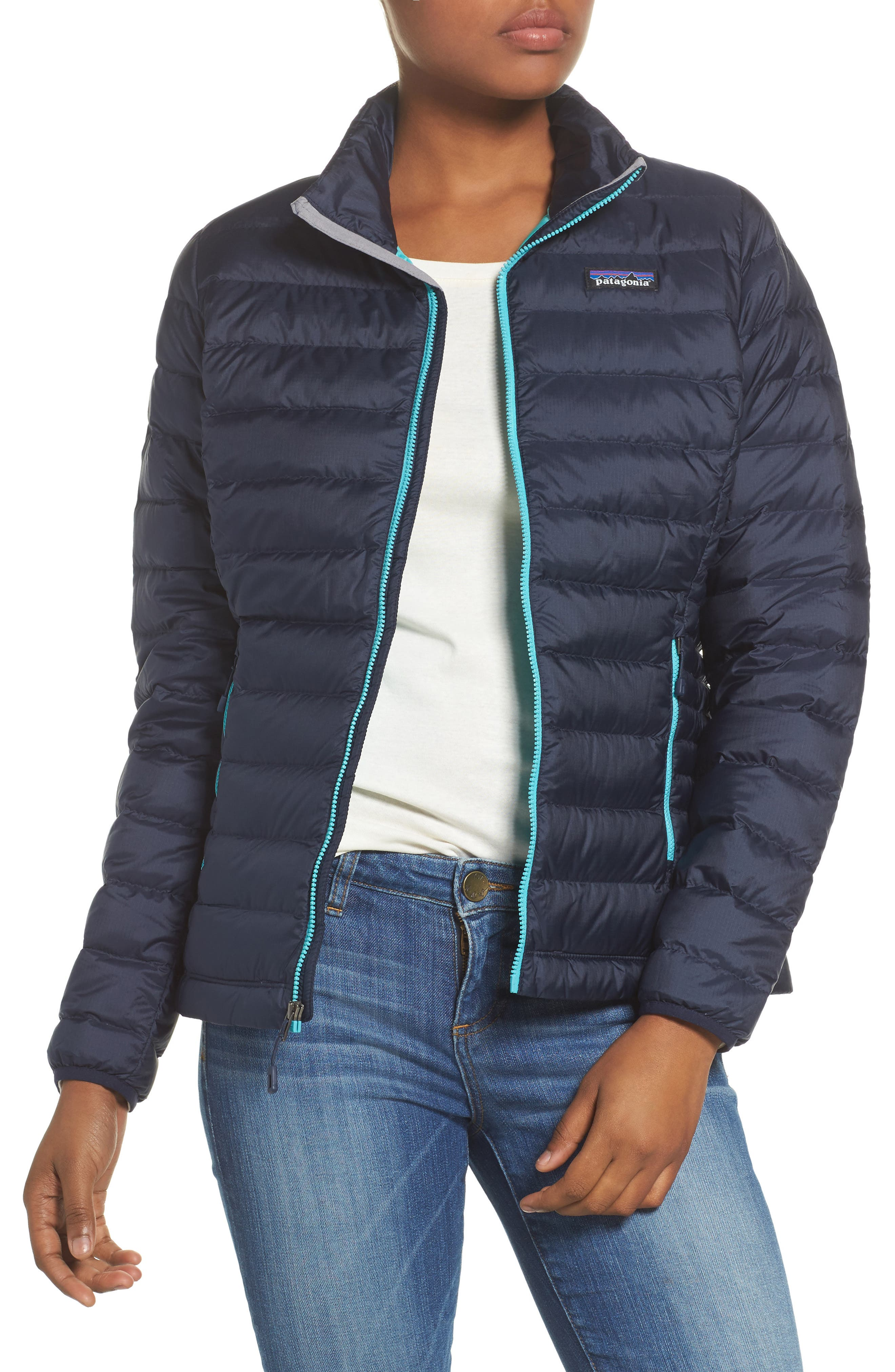 Main Image - Patagonia Packable Down Jacket