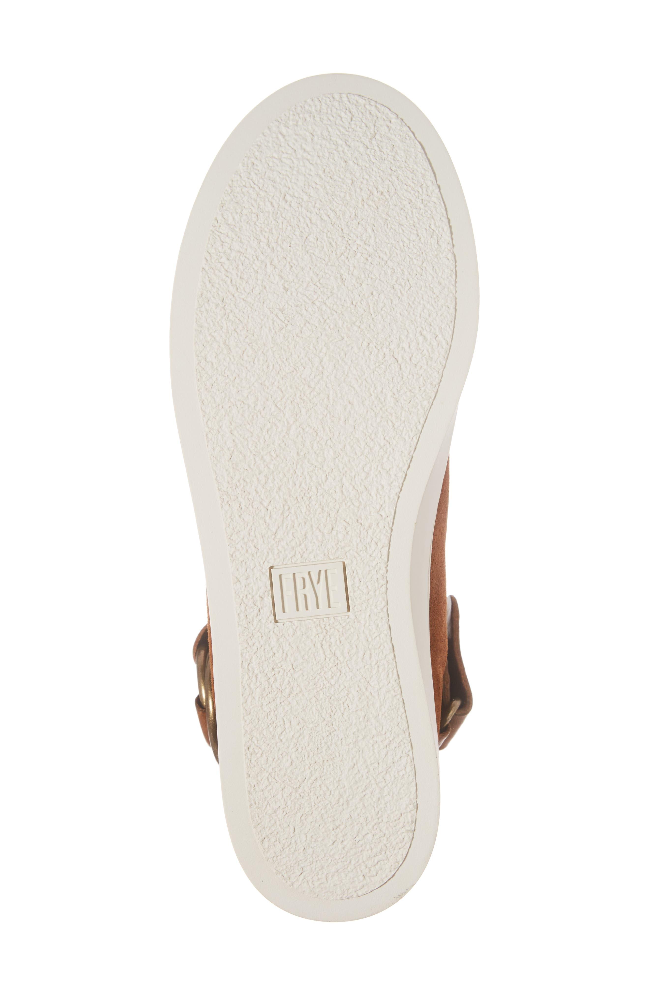 Alternate Image 6  - Frye Lena Harness Sneaker (Women)