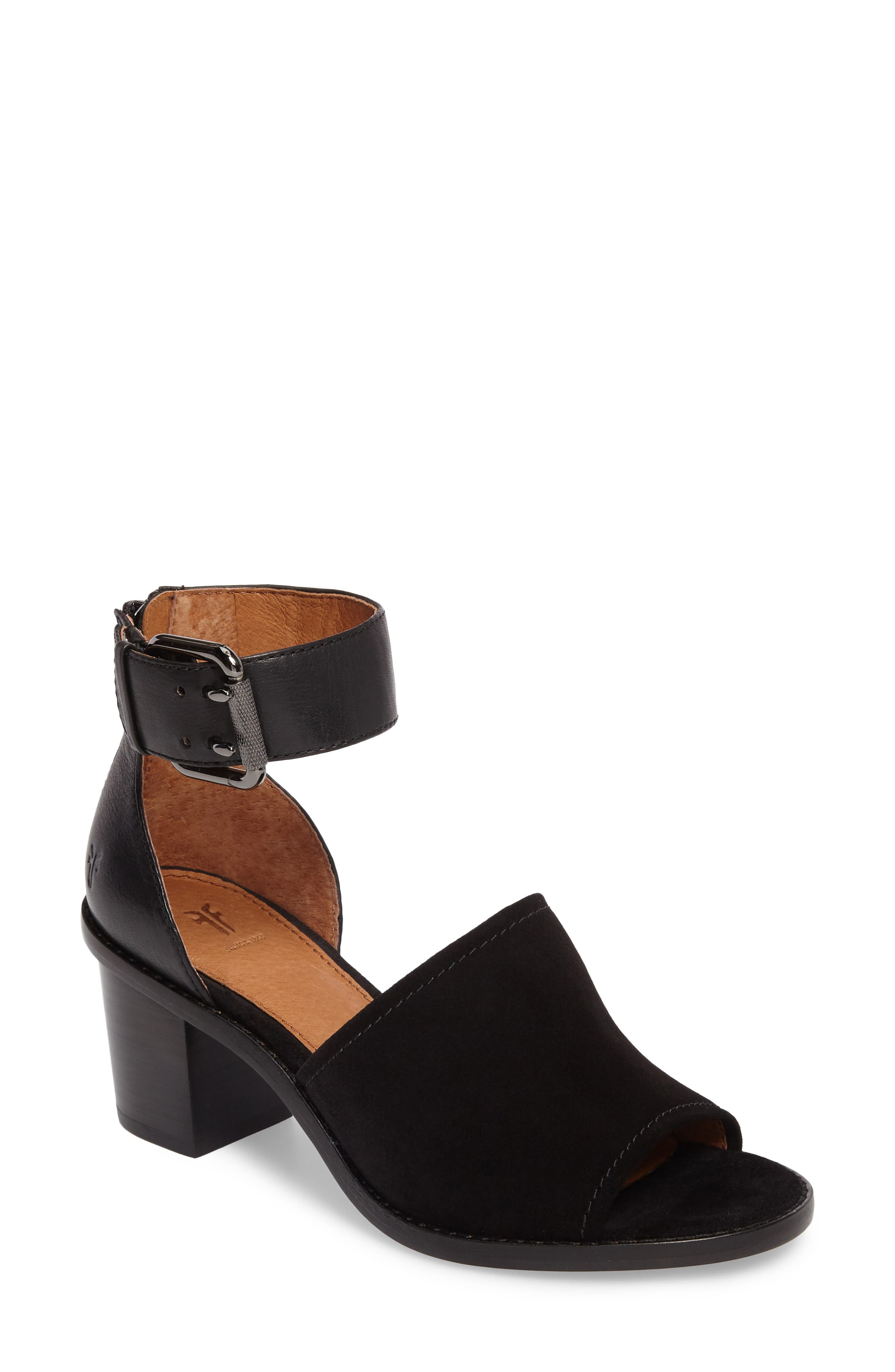 Frye Brielle Ankle Strap Sandal (Women)