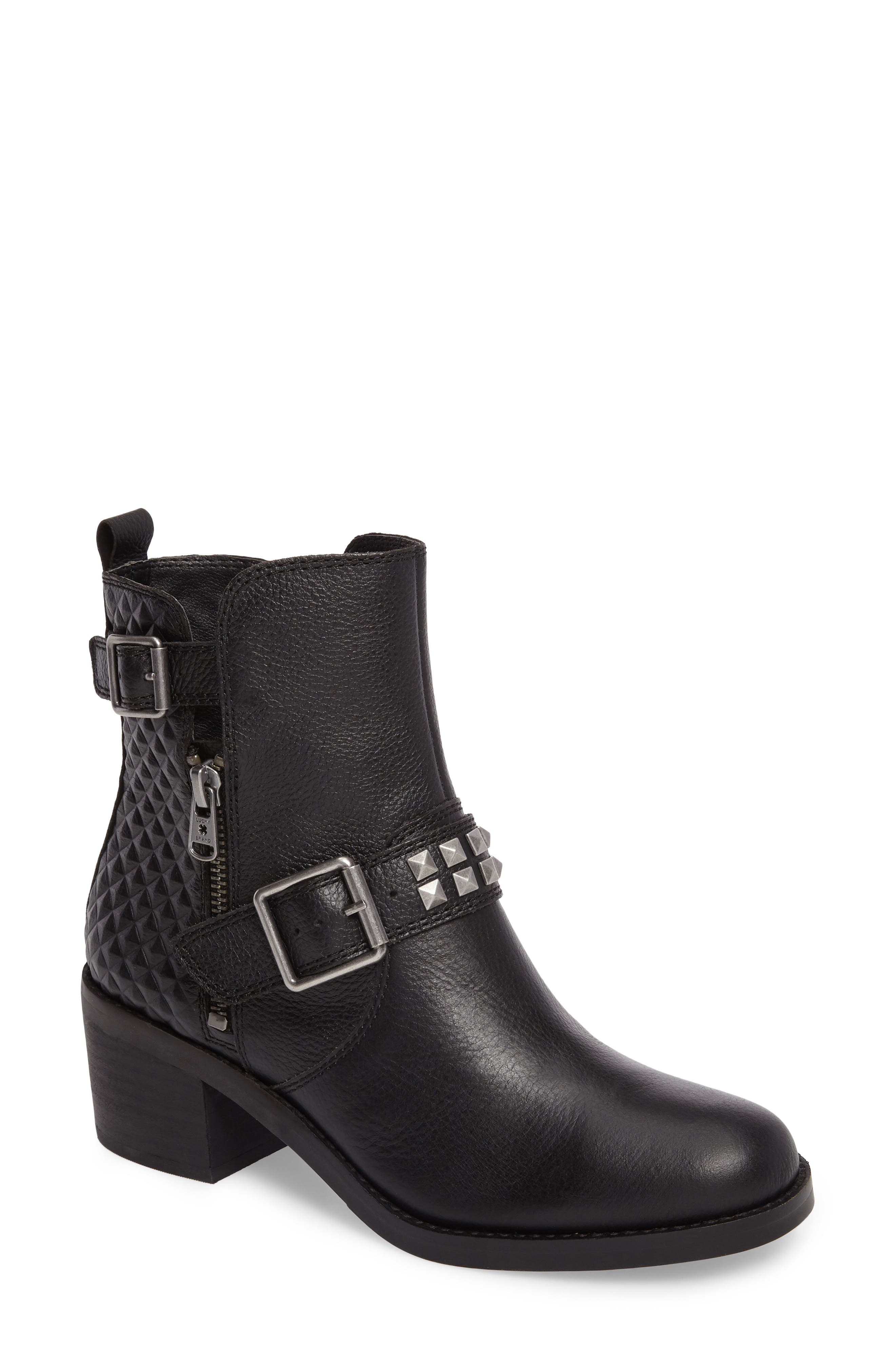 Alternate Image 1 Selected - Lucky Brand Cantini II Bootie (Women)