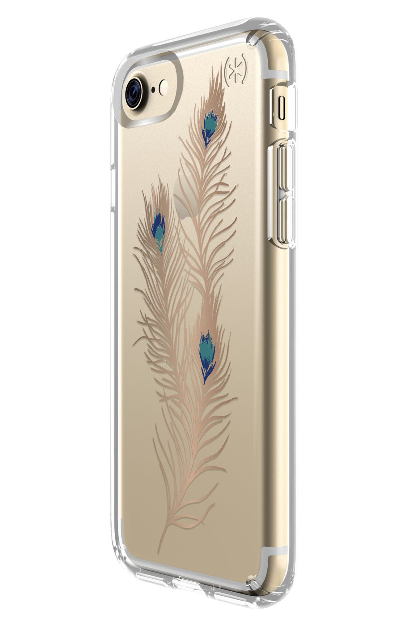 Alternate Image 2  - Speck Presidio Clear iPhone 6/6s/7/8 Case