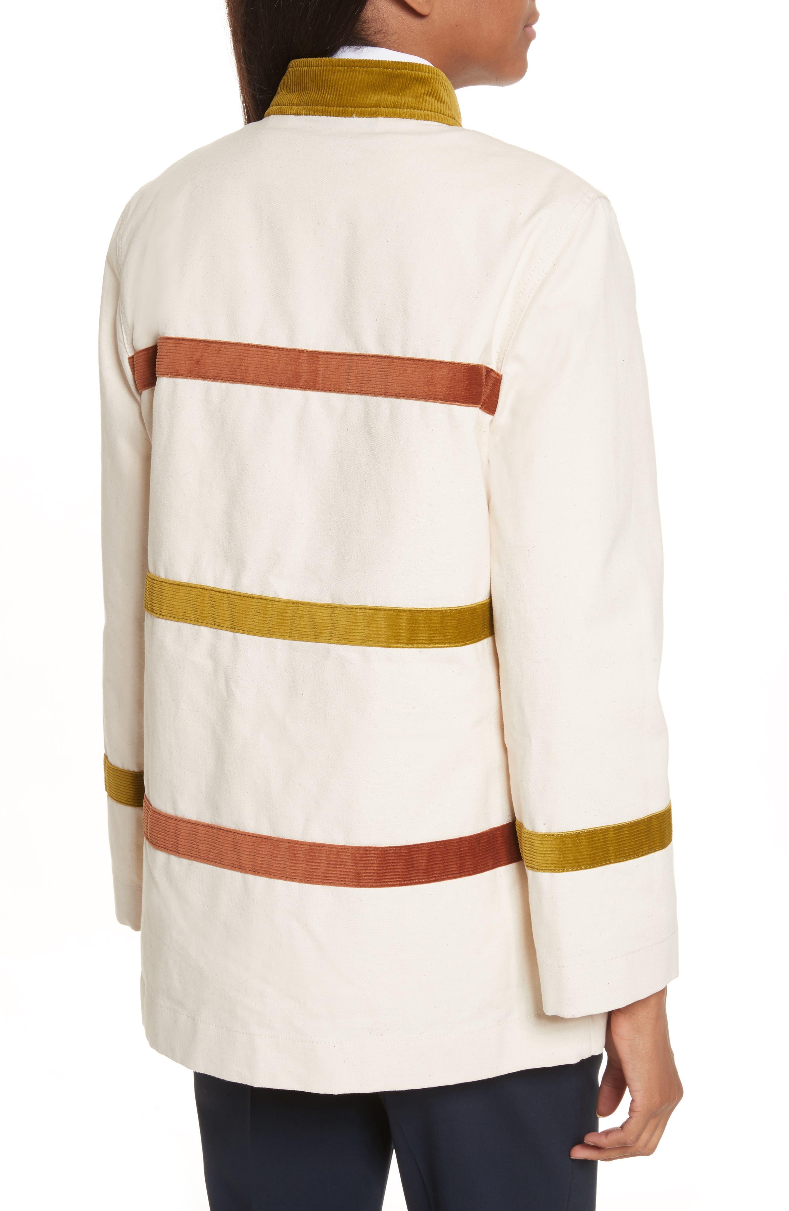 Alternate Image 2  - Tory Burch Cadyn Jacket