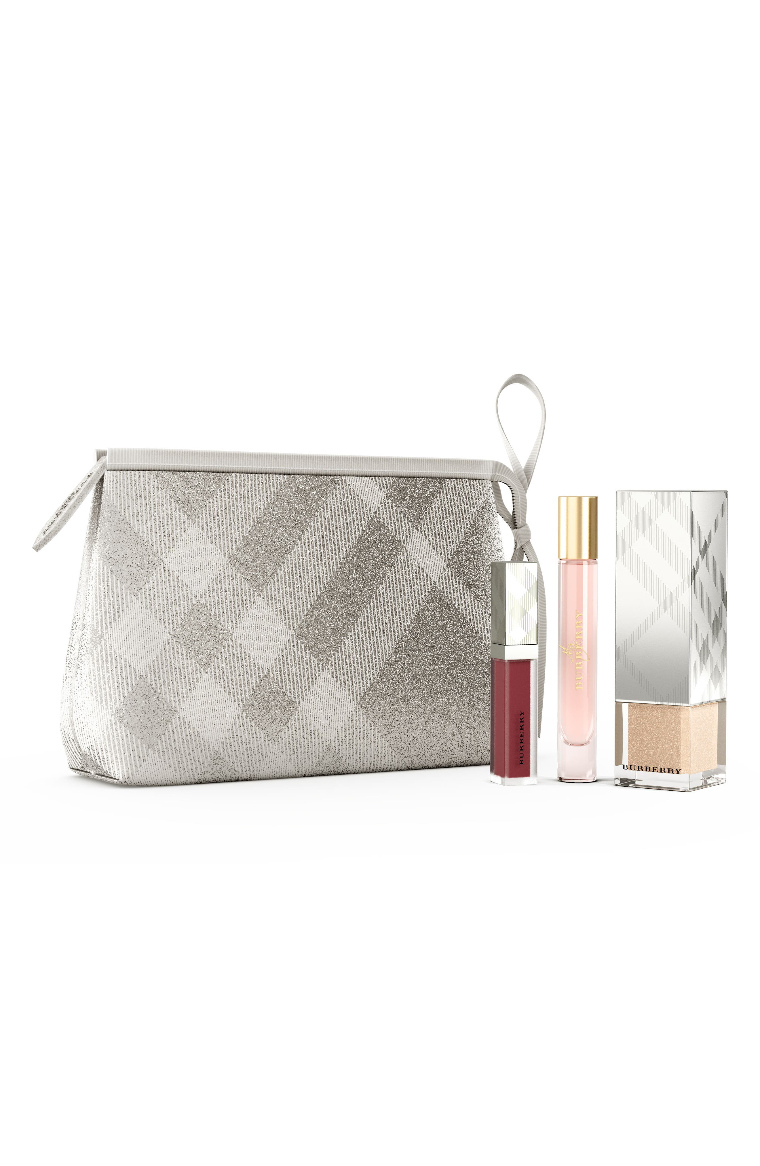 Burberry Beauty Festive Beauty Pouch Collection (Limited Edition)