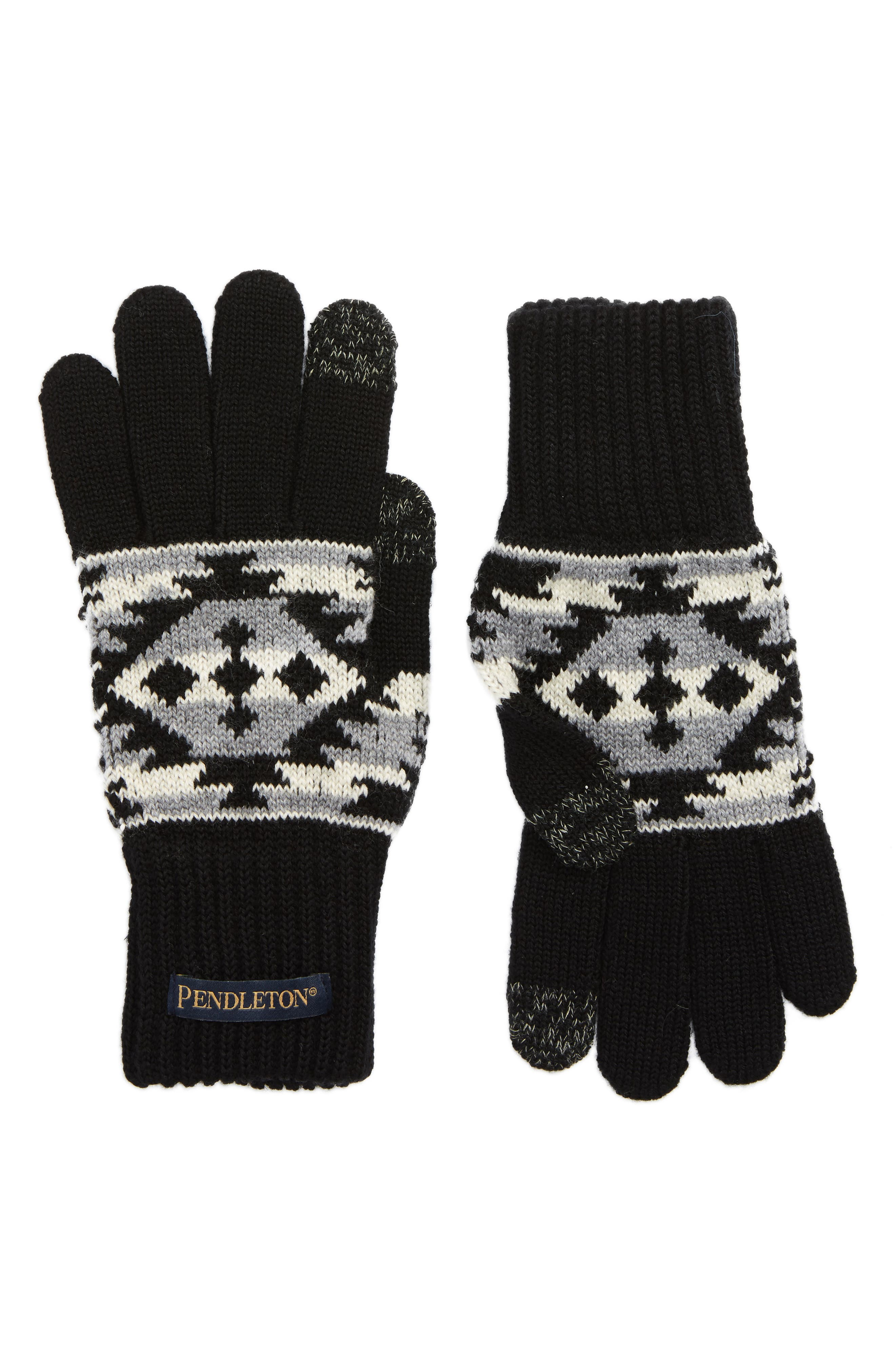 Alternate Image 1 Selected - Pendleton Texting Gloves